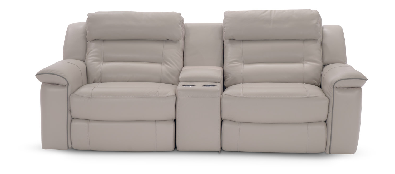 2019 Marcus 3 Piece Leather Power Reclining Home (View 2 of 20)