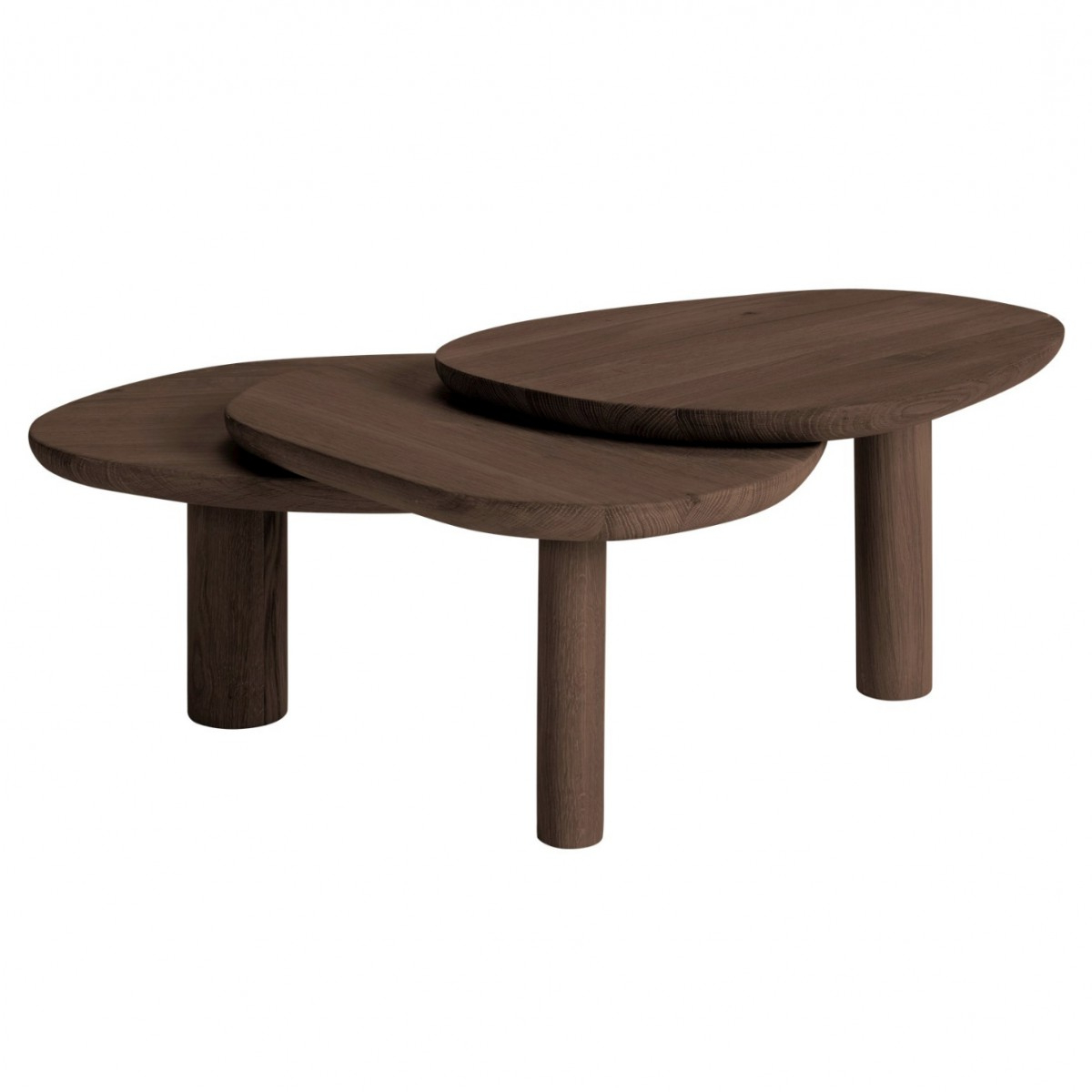 2019 Smoked Oak Coffee Tables Regarding Latch Coffee Table – Bolia At Colonel Shop (Gallery 4 of 20)