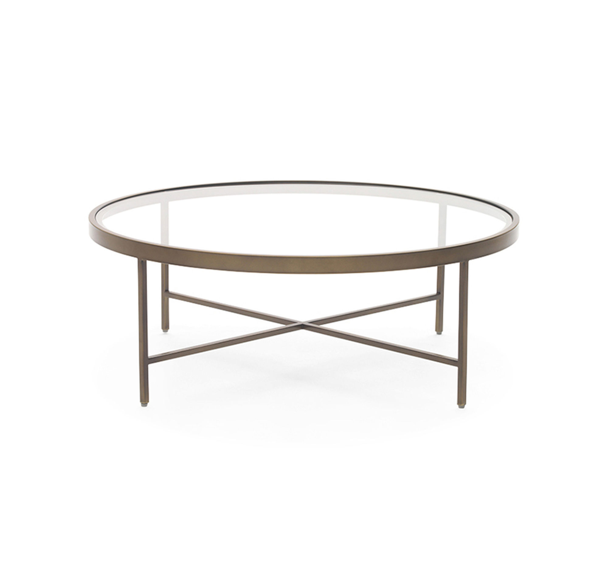 2019 Vienna Antique Brass Round Cocktail Table Ctb End Stainless Steel For Antique Brass Coffee Tables (View 1 of 20)