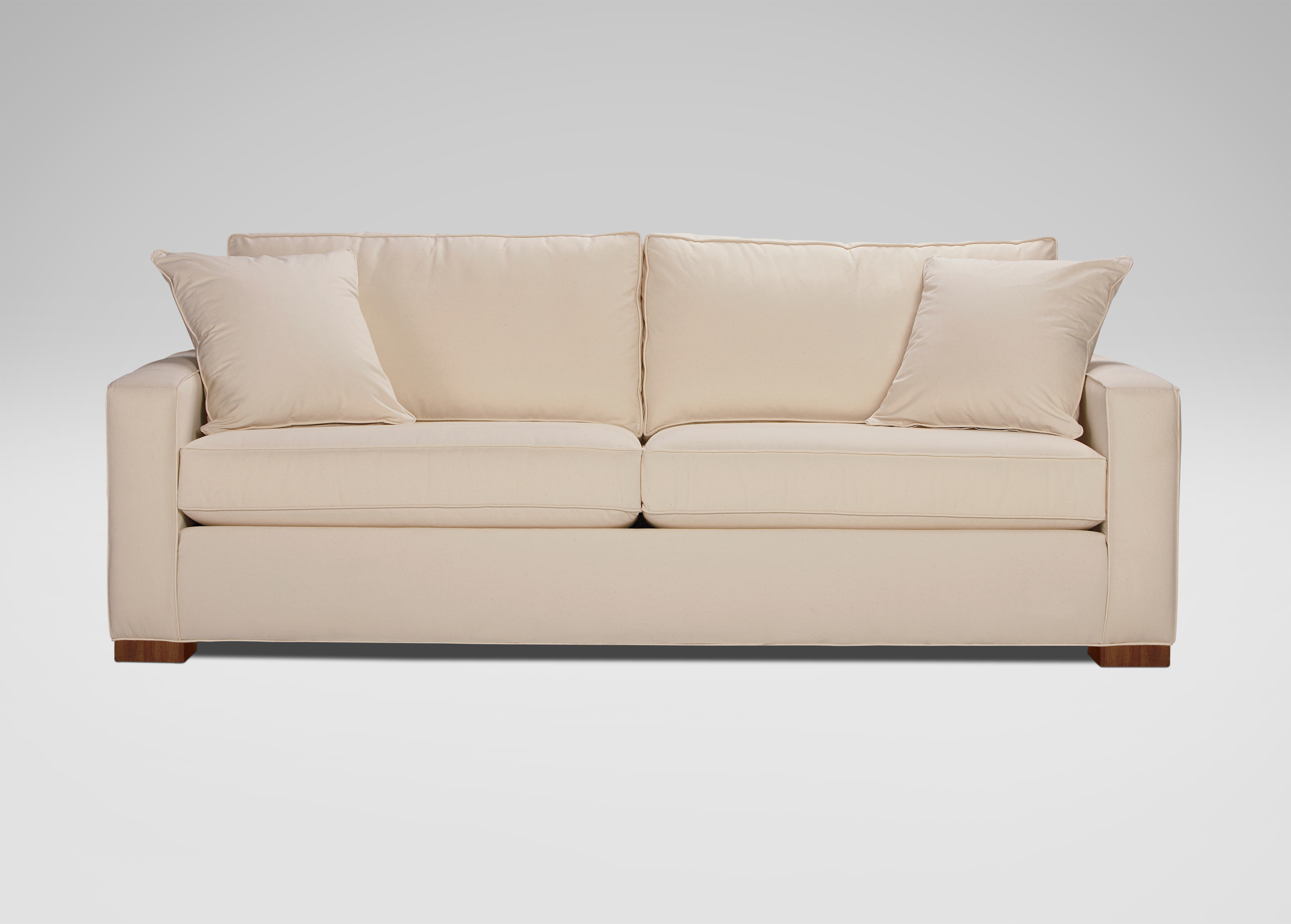 25 Luxury Ethan Allen Sectional Sofa Slipcovers With Well Liked Harper Foam 3 Piece Sectionals With Raf Chaise (View 13 of 20)