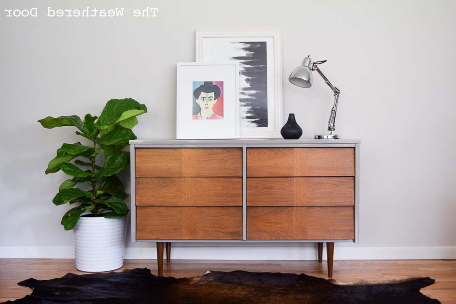 25 Ways To Upcycle Your Dresser Regarding Famous Jigsaw Refinement Sideboards (View 3 of 20)
