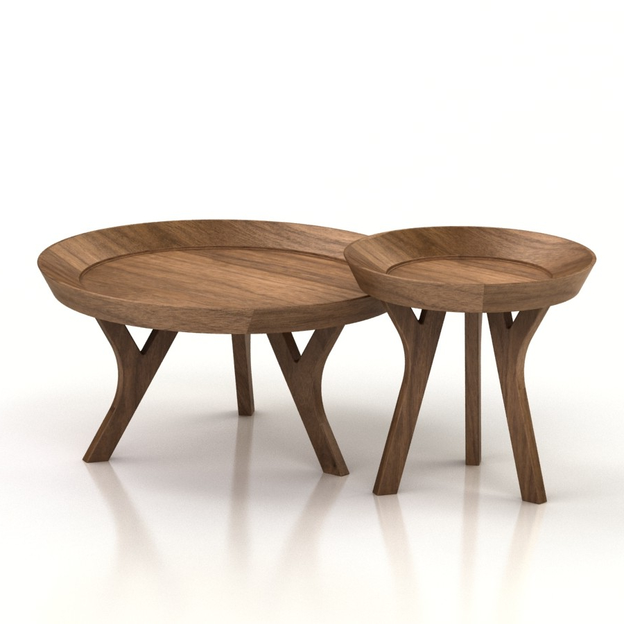 Featured Photo of Moraga Barrel Coffee Tables
