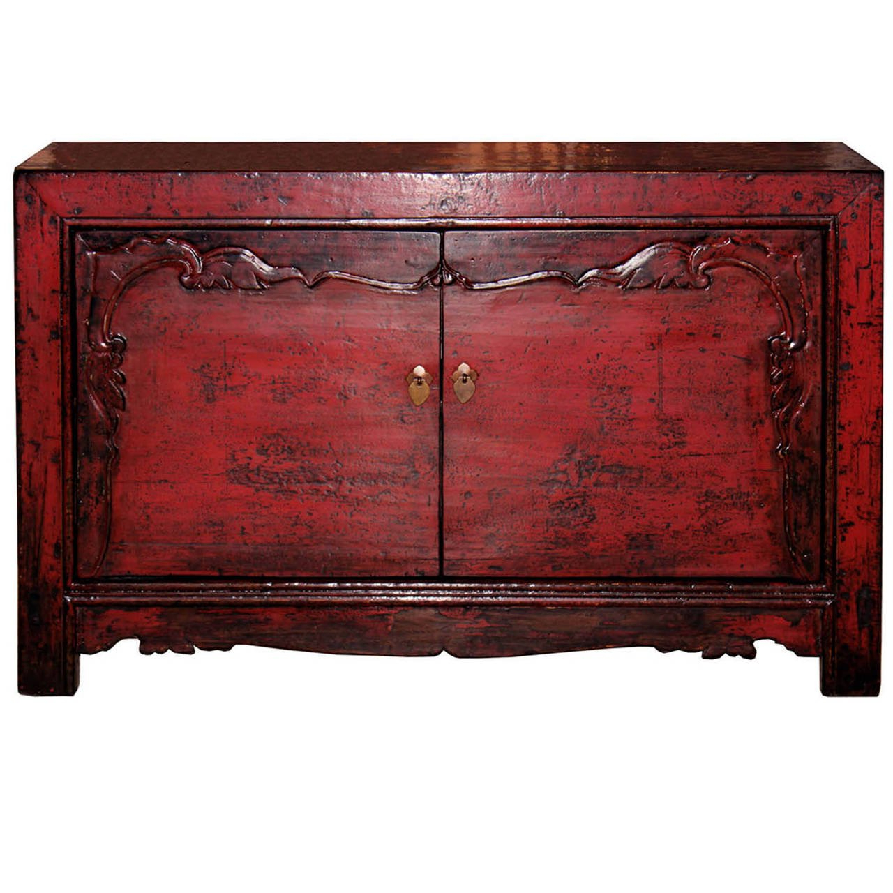 4 Door Dongbei Buffet At 1stdibs For Most Current Rani 4 Door Sideboards (View 11 of 20)