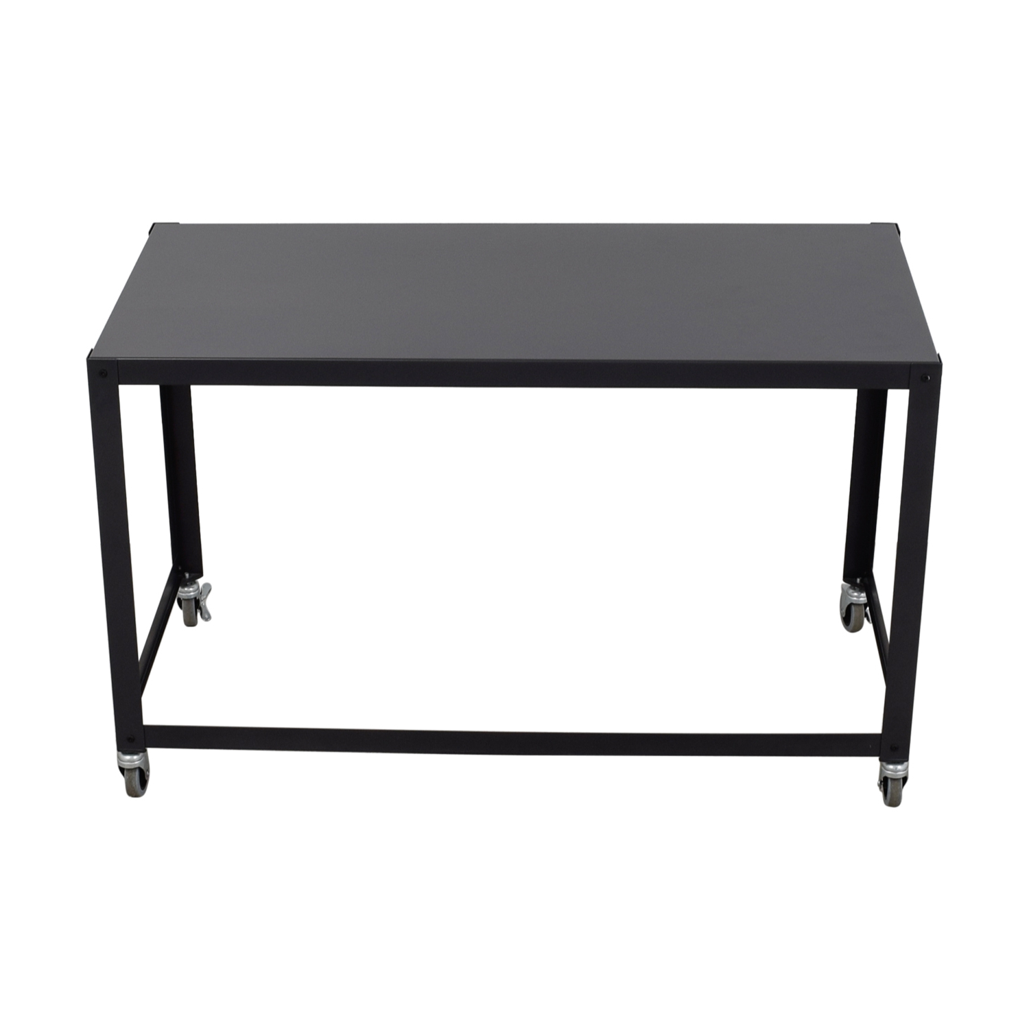 [%44% Off – Cb2 Cb2 Go Cart Rolling Desk / Tables With Most Recent Go Cart White Rolling Coffee Tables|Go Cart White Rolling Coffee Tables Regarding Famous 44% Off – Cb2 Cb2 Go Cart Rolling Desk / Tables|Well Liked Go Cart White Rolling Coffee Tables Throughout 44% Off – Cb2 Cb2 Go Cart Rolling Desk / Tables|Best And Newest 44% Off – Cb2 Cb2 Go Cart Rolling Desk / Tables Inside Go Cart White Rolling Coffee Tables%] (View 1 of 20)