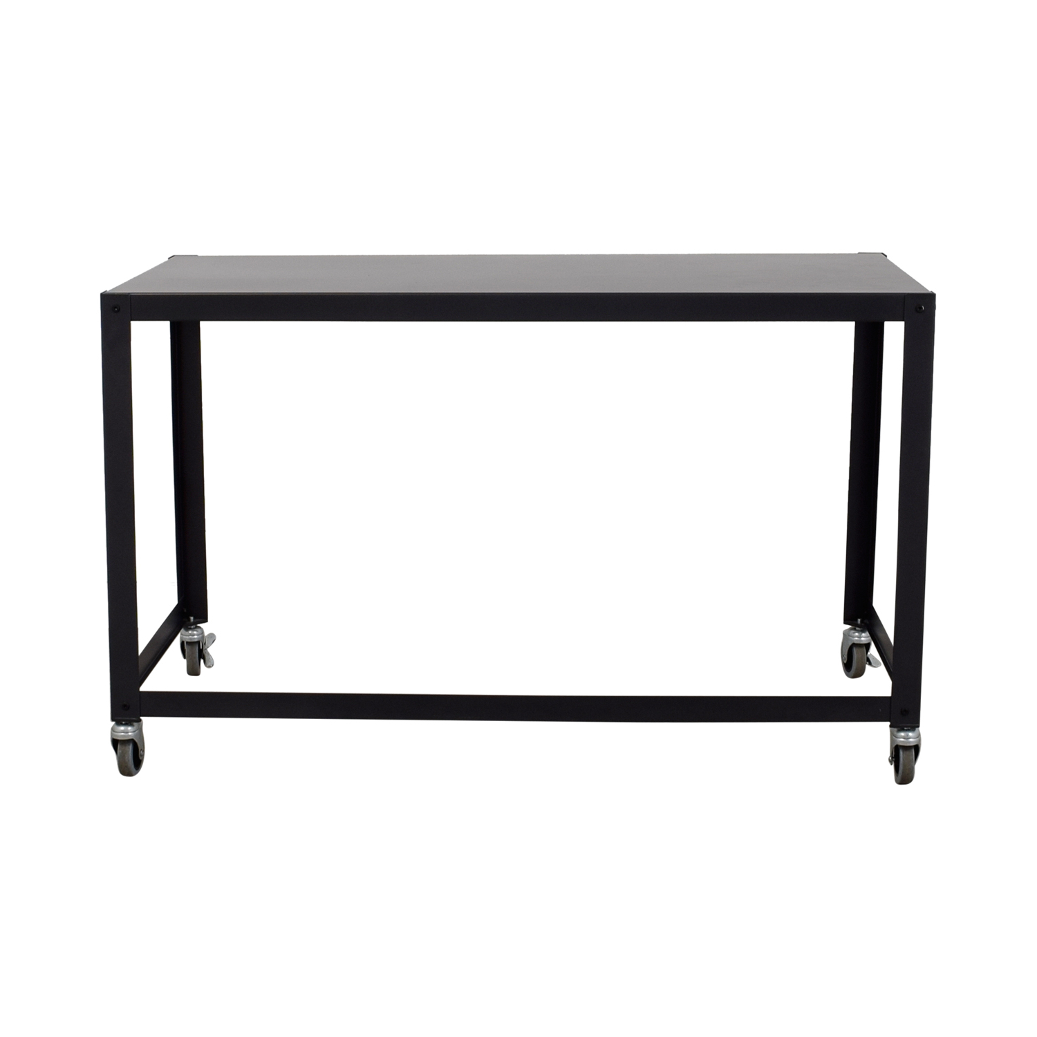 [%44% Off – Cb2 Cb2 Go Cart Rolling Desk / Tables Within 2019 Go Cart White Rolling Coffee Tables|Go Cart White Rolling Coffee Tables Regarding Current 44% Off – Cb2 Cb2 Go Cart Rolling Desk / Tables|Most Recently Released Go Cart White Rolling Coffee Tables With Regard To 44% Off – Cb2 Cb2 Go Cart Rolling Desk / Tables|Widely Used 44% Off – Cb2 Cb2 Go Cart Rolling Desk / Tables In Go Cart White Rolling Coffee Tables%] (View 2 of 20)