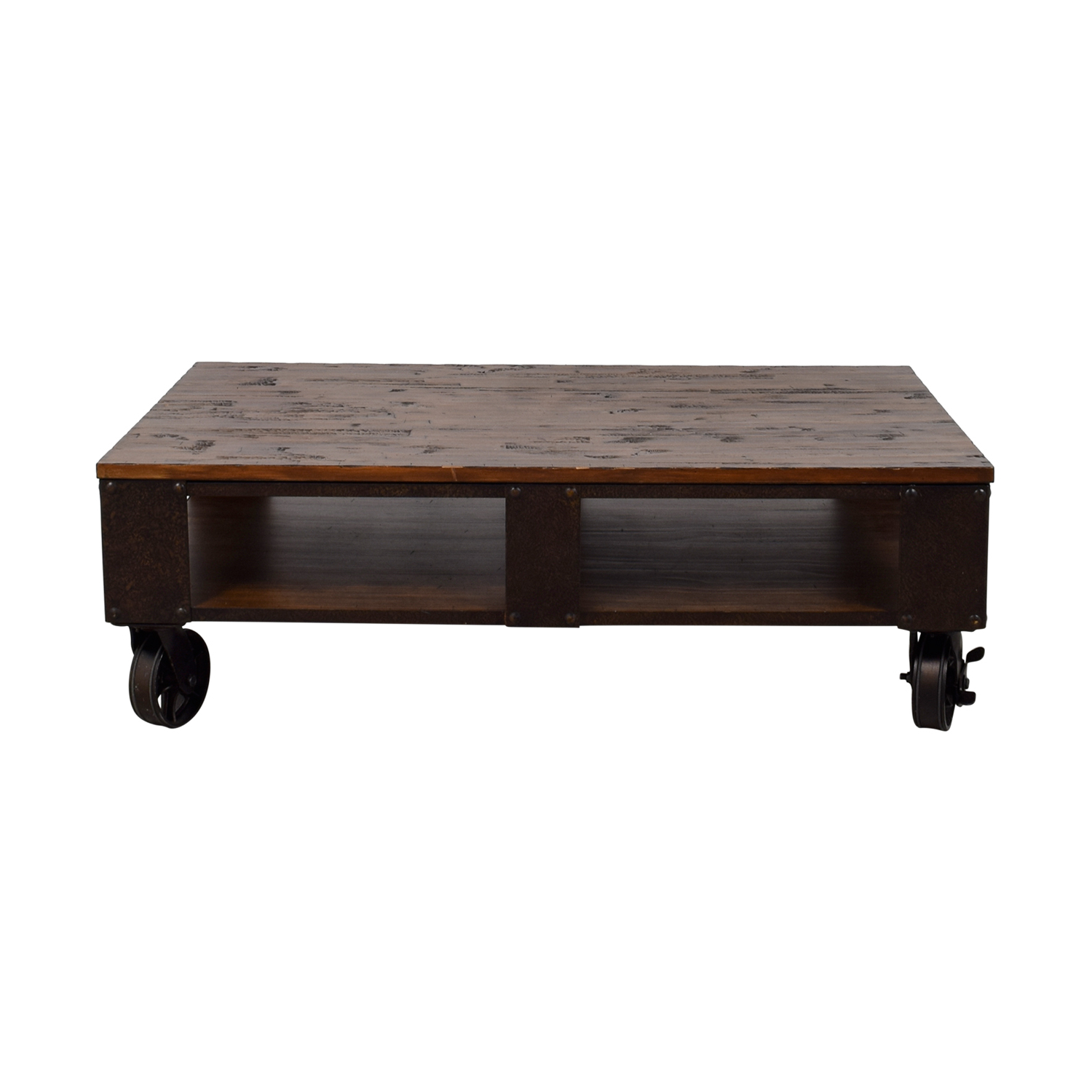 [%59% Off – Magnussen Magnussen T1755 Pinebrook Distressed Natural With Regard To Trendy Natural Pine Coffee Tables|Natural Pine Coffee Tables Throughout Newest 59% Off – Magnussen Magnussen T1755 Pinebrook Distressed Natural|Current Natural Pine Coffee Tables Intended For 59% Off – Magnussen Magnussen T1755 Pinebrook Distressed Natural|Famous 59% Off – Magnussen Magnussen T1755 Pinebrook Distressed Natural Inside Natural Pine Coffee Tables%] (View 1 of 20)