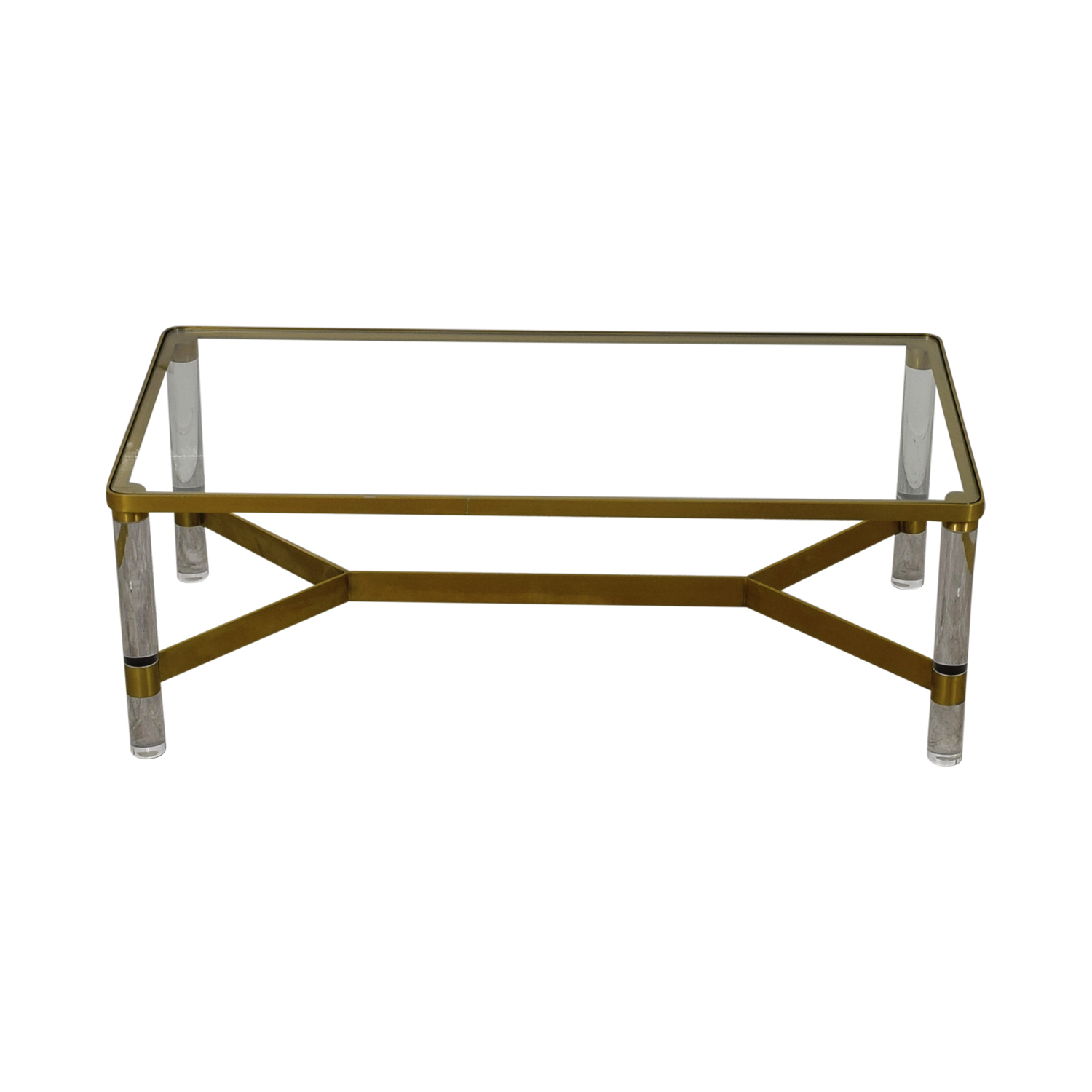 [%72% Off – Anthropologie Anthropologie Oscarine Glass Acrylic & Brass With Regard To Most Recent Acrylic Glass And Brass Coffee Tables|Acrylic Glass And Brass Coffee Tables With Regard To Popular 72% Off – Anthropologie Anthropologie Oscarine Glass Acrylic & Brass|Favorite Acrylic Glass And Brass Coffee Tables Throughout 72% Off – Anthropologie Anthropologie Oscarine Glass Acrylic & Brass|Most Current 72% Off – Anthropologie Anthropologie Oscarine Glass Acrylic & Brass With Regard To Acrylic Glass And Brass Coffee Tables%] (View 10 of 20)