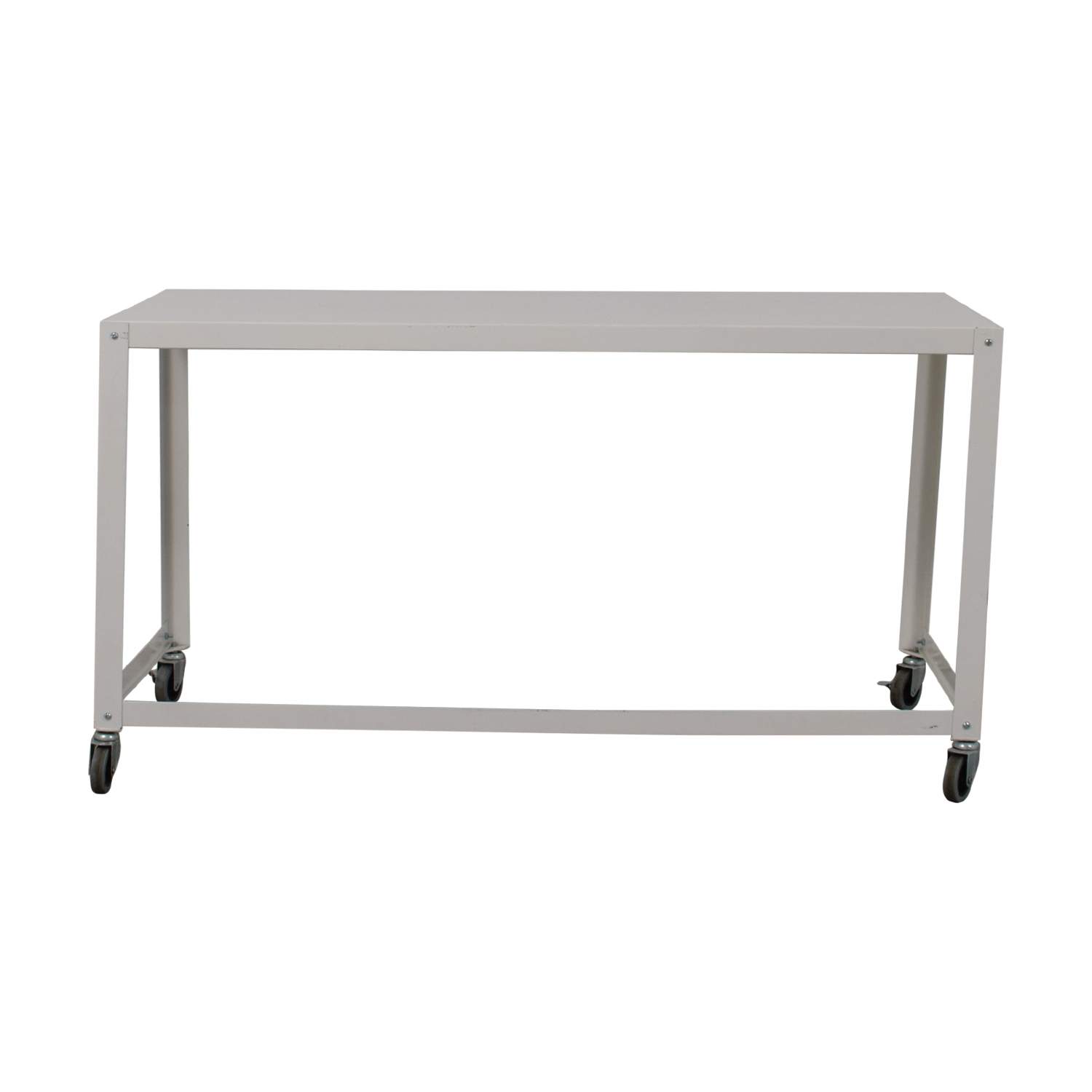 [%81% Off – Cb2 Cb2 Go Cart White Rolling Desk / Tables Pertaining To Favorite Go Cart White Rolling Coffee Tables|Go Cart White Rolling Coffee Tables Regarding Preferred 81% Off – Cb2 Cb2 Go Cart White Rolling Desk / Tables|Fashionable Go Cart White Rolling Coffee Tables Inside 81% Off – Cb2 Cb2 Go Cart White Rolling Desk / Tables|Best And Newest 81% Off – Cb2 Cb2 Go Cart White Rolling Desk / Tables Inside Go Cart White Rolling Coffee Tables%] (Gallery 1 of 20)
