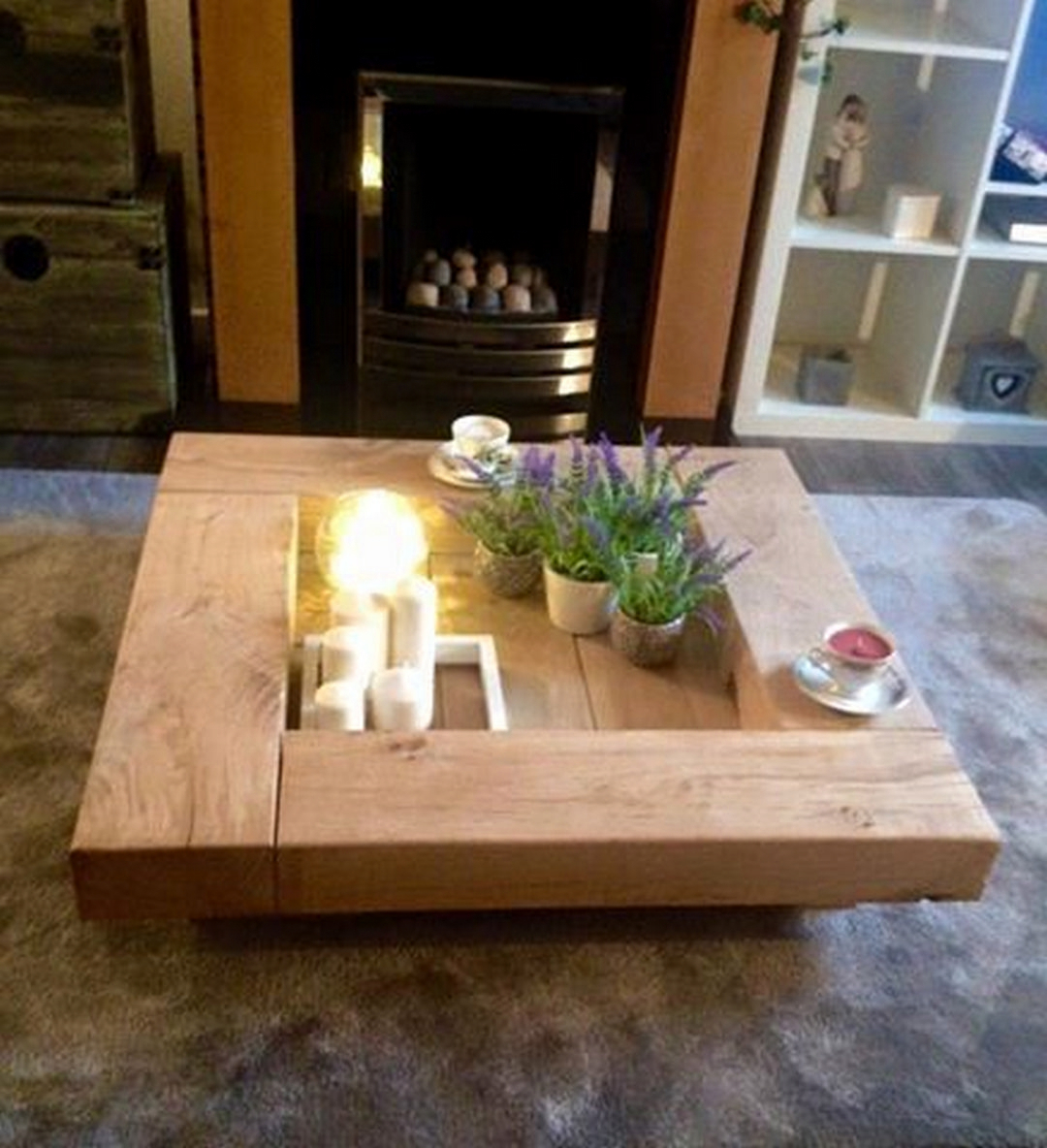 84 Wonderful Coffee Table Design Ideas (View 6 of 20)
