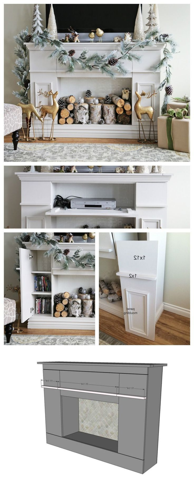 9 Best Fireplace Images On Pinterest (View 2 of 20)