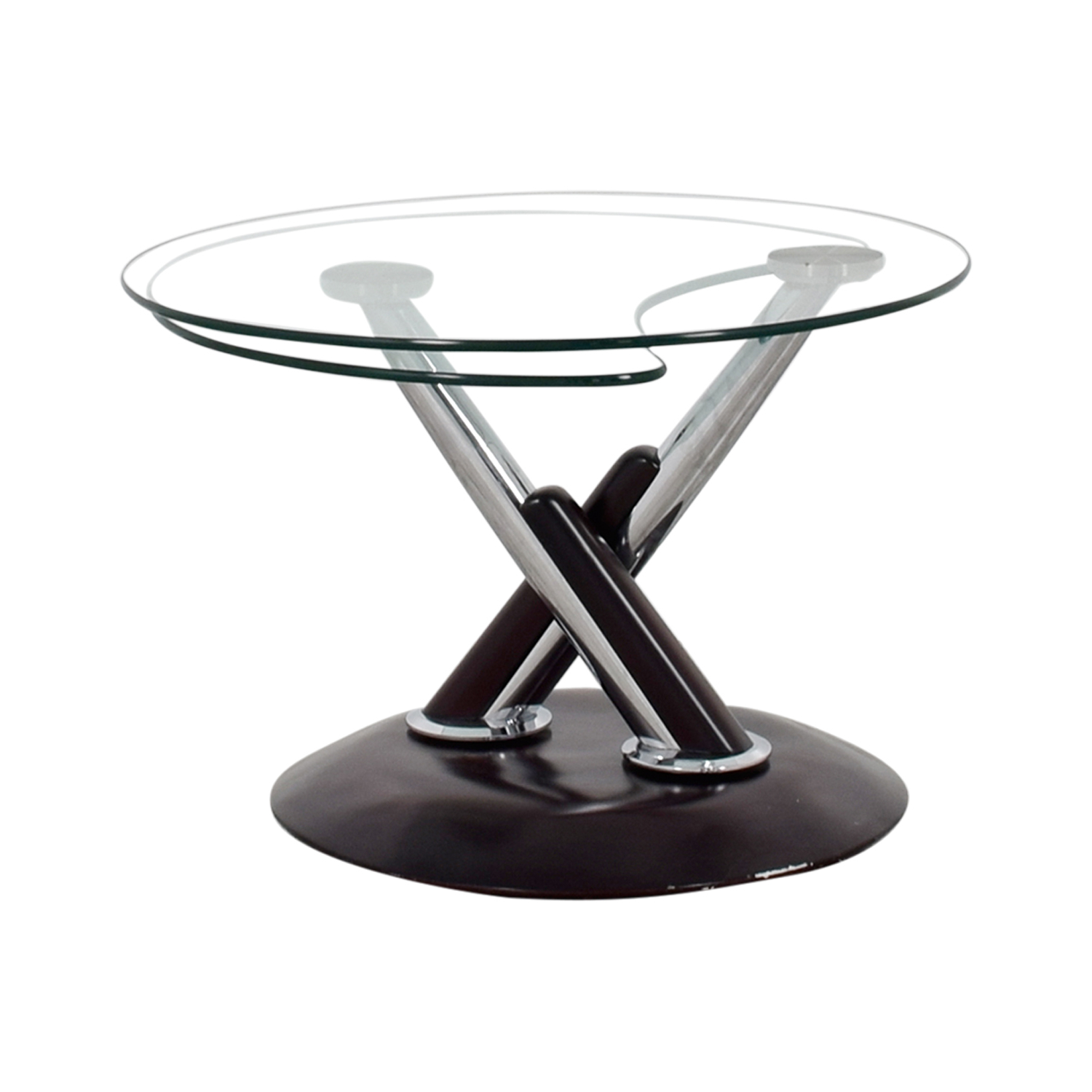 [%90% Off – Rotating Glass Table / Tables Within Well Known Spin Rotating Coffee Tables|Spin Rotating Coffee Tables Within Current 90% Off – Rotating Glass Table / Tables|Recent Spin Rotating Coffee Tables Inside 90% Off – Rotating Glass Table / Tables|Preferred 90% Off – Rotating Glass Table / Tables In Spin Rotating Coffee Tables%] (View 2 of 20)