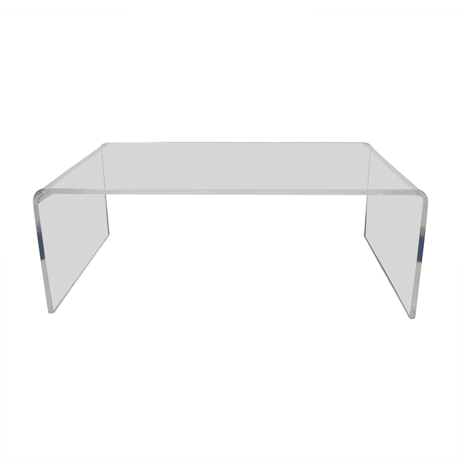 [%90% Off – West Elm West Elm Silver Coffee Table / Tables Intended For Recent Peekaboo Acrylic Tall Coffee Tables|peekaboo Acrylic Tall Coffee Tables With Regard To Well Known 90% Off – West Elm West Elm Silver Coffee Table / Tables|favorite Peekaboo Acrylic Tall Coffee Tables With 90% Off – West Elm West Elm Silver Coffee Table / Tables|current 90% Off – West Elm West Elm Silver Coffee Table / Tables With Peekaboo Acrylic Tall Coffee Tables%] (View 2 of 20)
