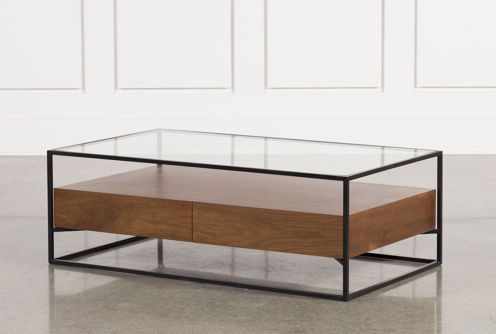 Abby Cocktail Table, Multicolor, Coffee Tables (View 18 of 20)