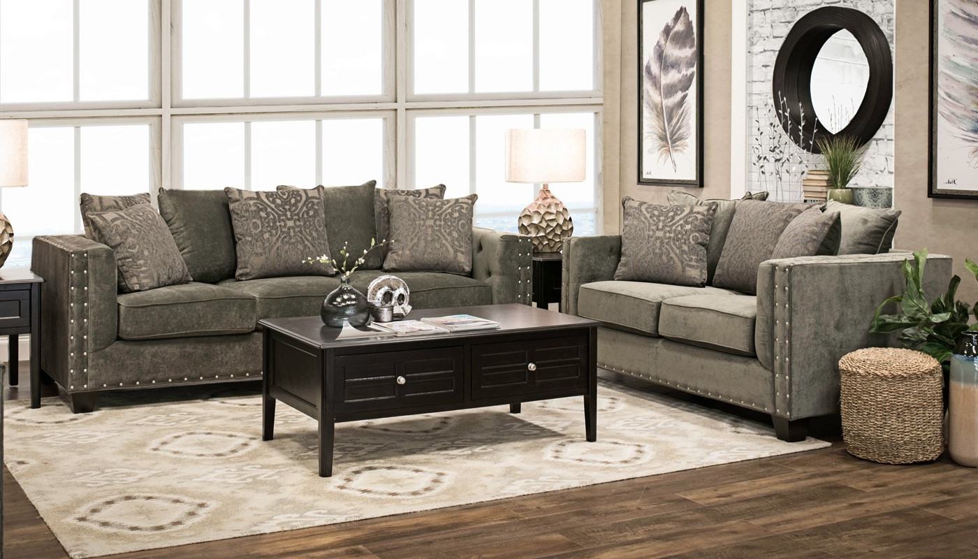 Abby Collection – Home Zone Furniture (Gallery 15 of 20)