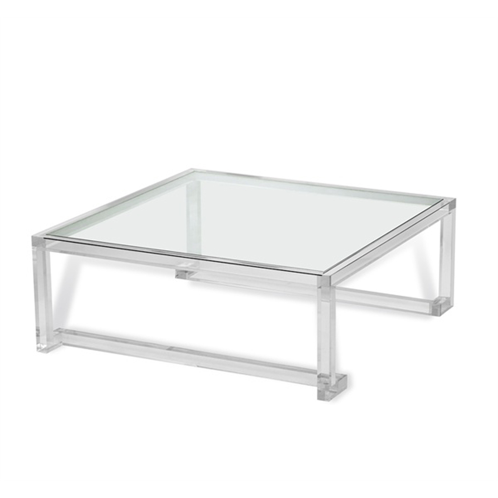 Acrylic Cocktail Table Collection (Gallery 8 of 20)