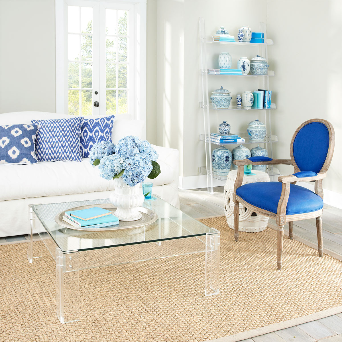 Acrylic Coffee Table Living Room – Acrylic Coffee Table Cleaning And Within Widely Used Disappearing Coffee Tables (View 6 of 20)