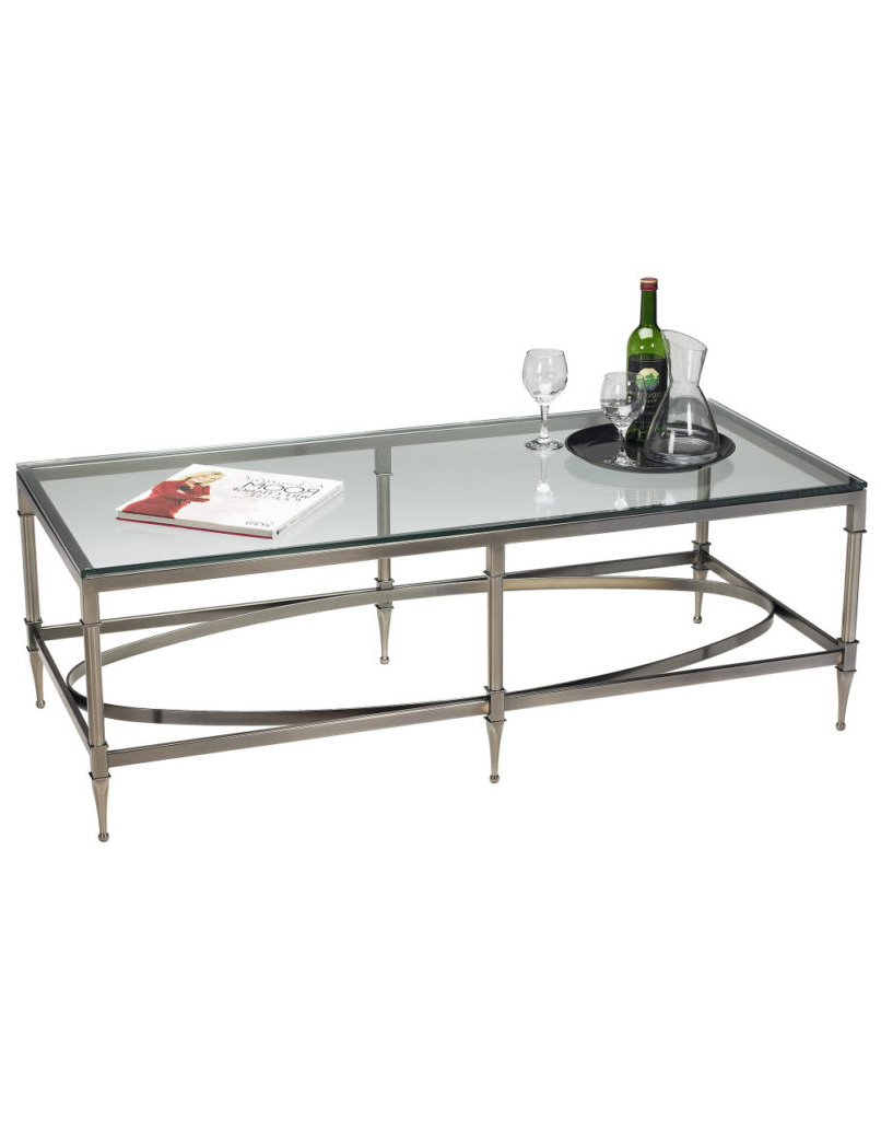 Adam Rectangular Coffee Table – Gluckstein Home Throughout Most Up To Date Adam Coffee Tables (View 8 of 20)