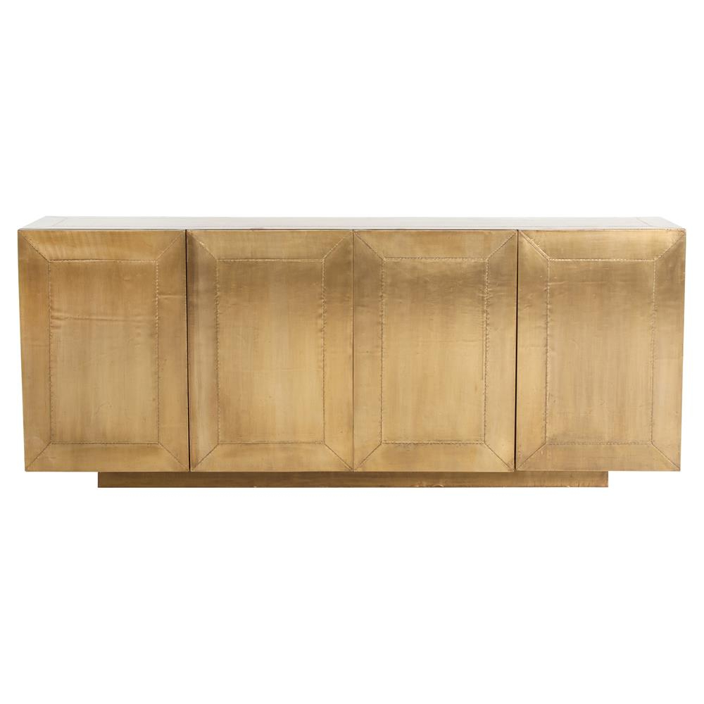 Featured Photo of Aged Brass Sideboards