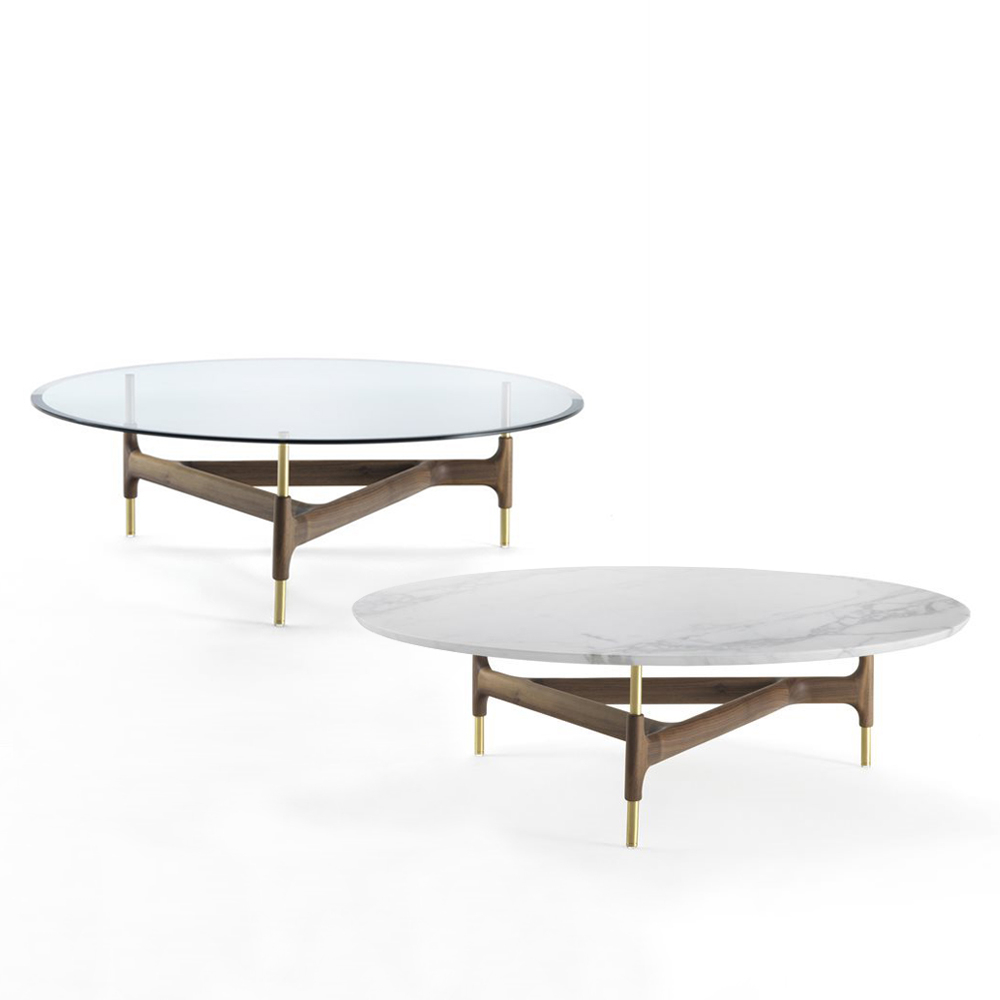 Alcide Rectangular Marble Coffee Tables Inside Recent High End Italian Joint Coffee Table – Italian Designer & Luxury (View 5 of 20)