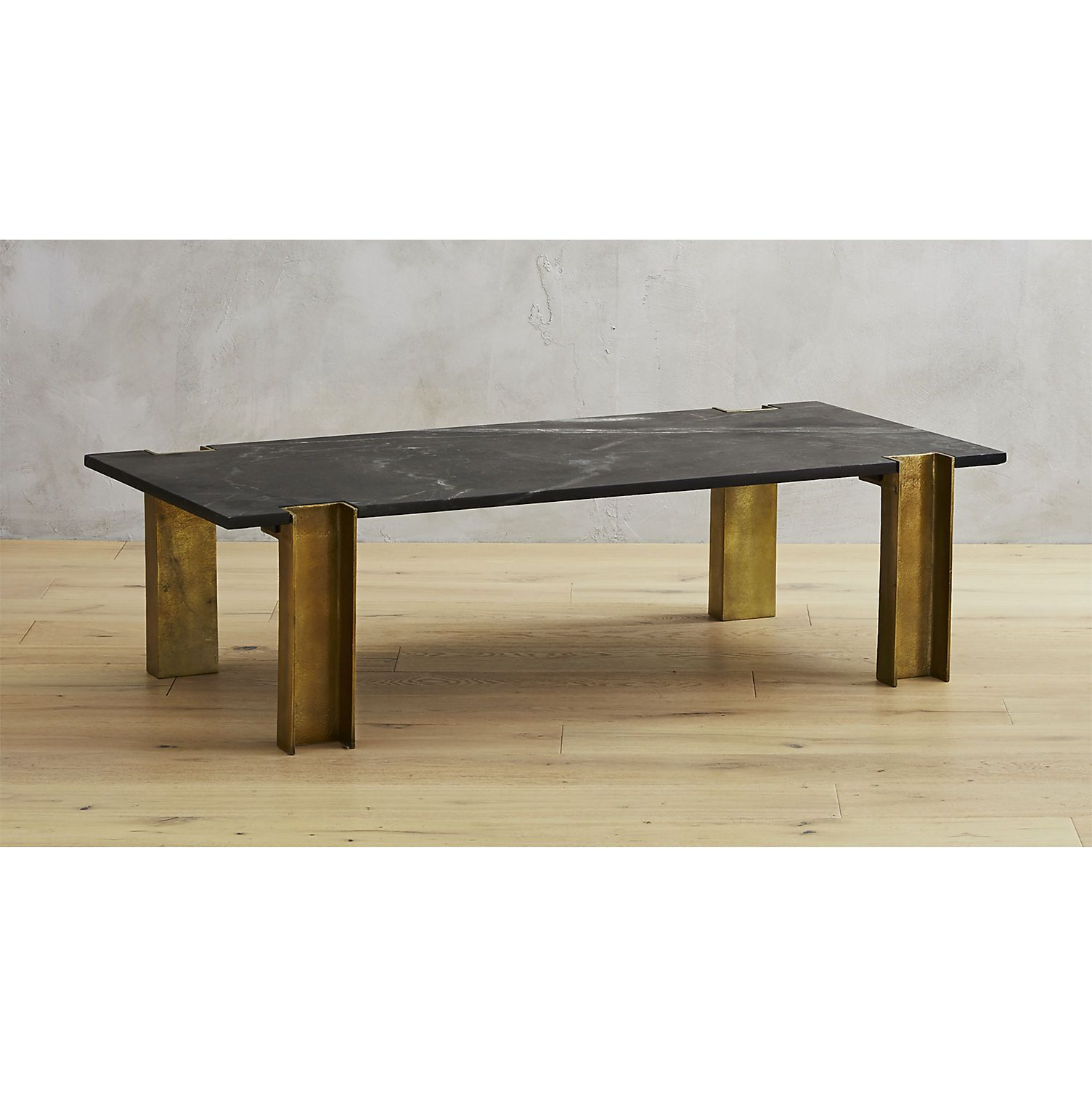 Alcide Rectangular Marble Coffee Tables Throughout Well Liked Alcide Rectangular Marble Coffee Table In 2018 (Gallery 1 of 20)