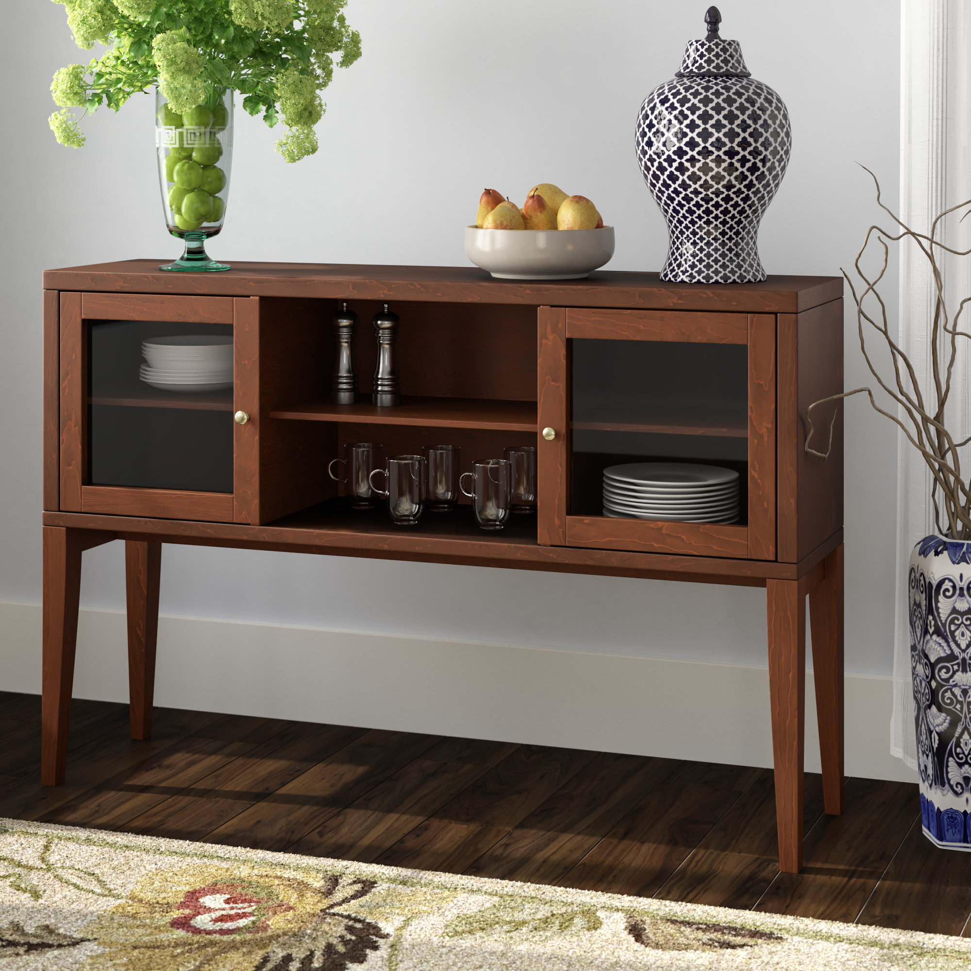 Allmodern Within Bale Rustic Grey Sideboards (View 14 of 20)