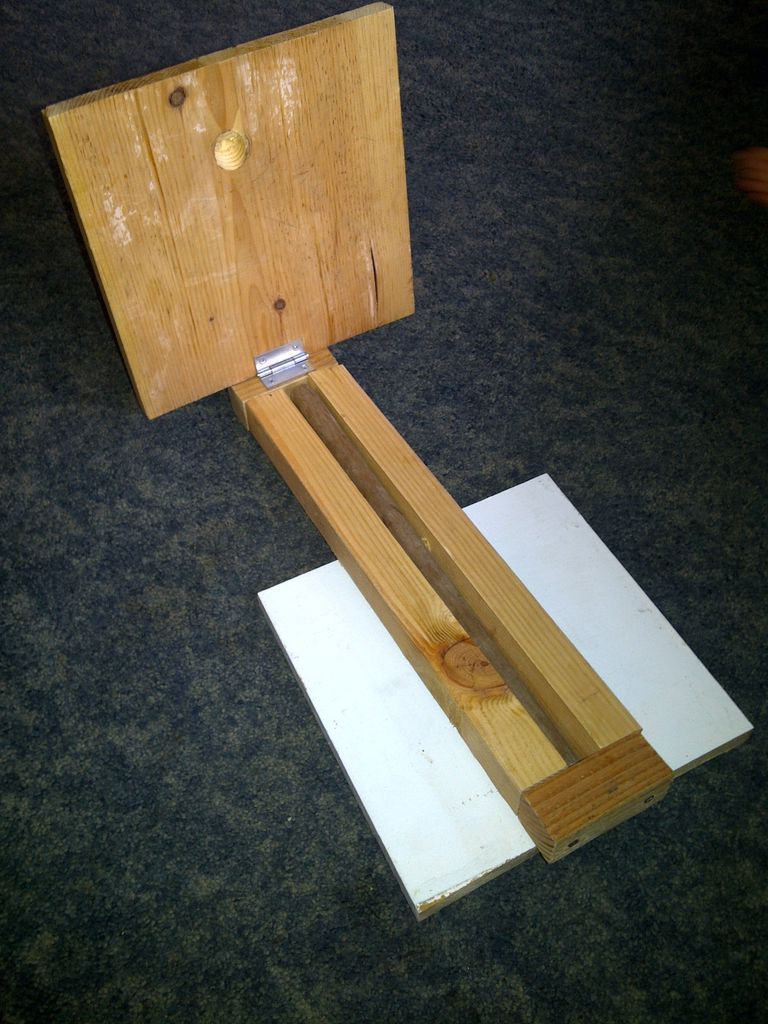 Amazing Disappearing Coffee Table!: 5 Steps (With Pictures) Within Fashionable Disappearing Coffee Tables (View 3 of 20)