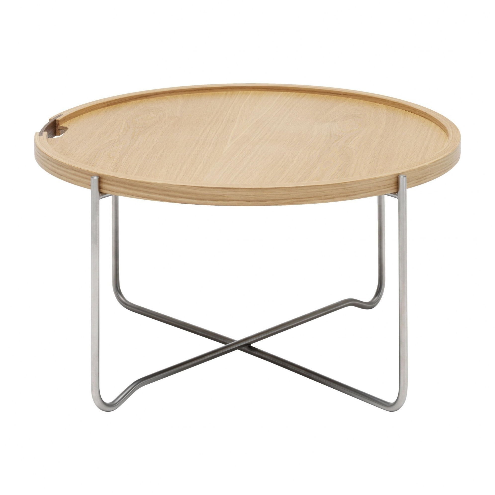 Ambientedirect In Smoked Oak Side Tables (Gallery 13 of 20)