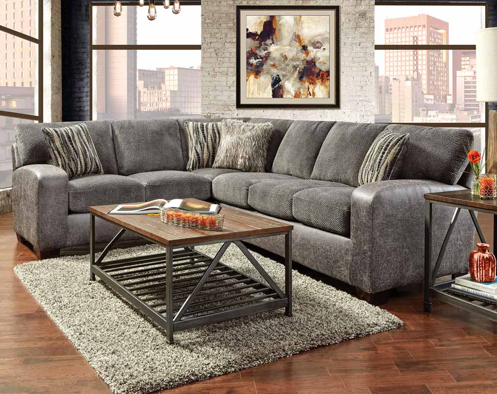 American Freight In 2018 Mesa Foam 2 Piece Sectionals (Gallery 4 of 20)