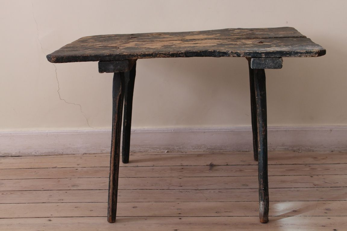 Antique Pine Coffee Table For Sale At Pamono Inside Best And Newest Antique Pine Coffee Tables (View 9 of 20)