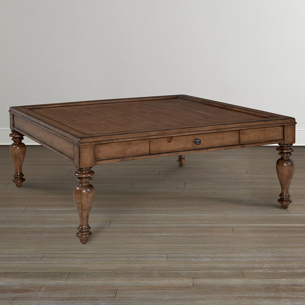 Antique Pine Coffee Tables With Favorite Pine Square Coffee Table (Gallery 13 of 20)
