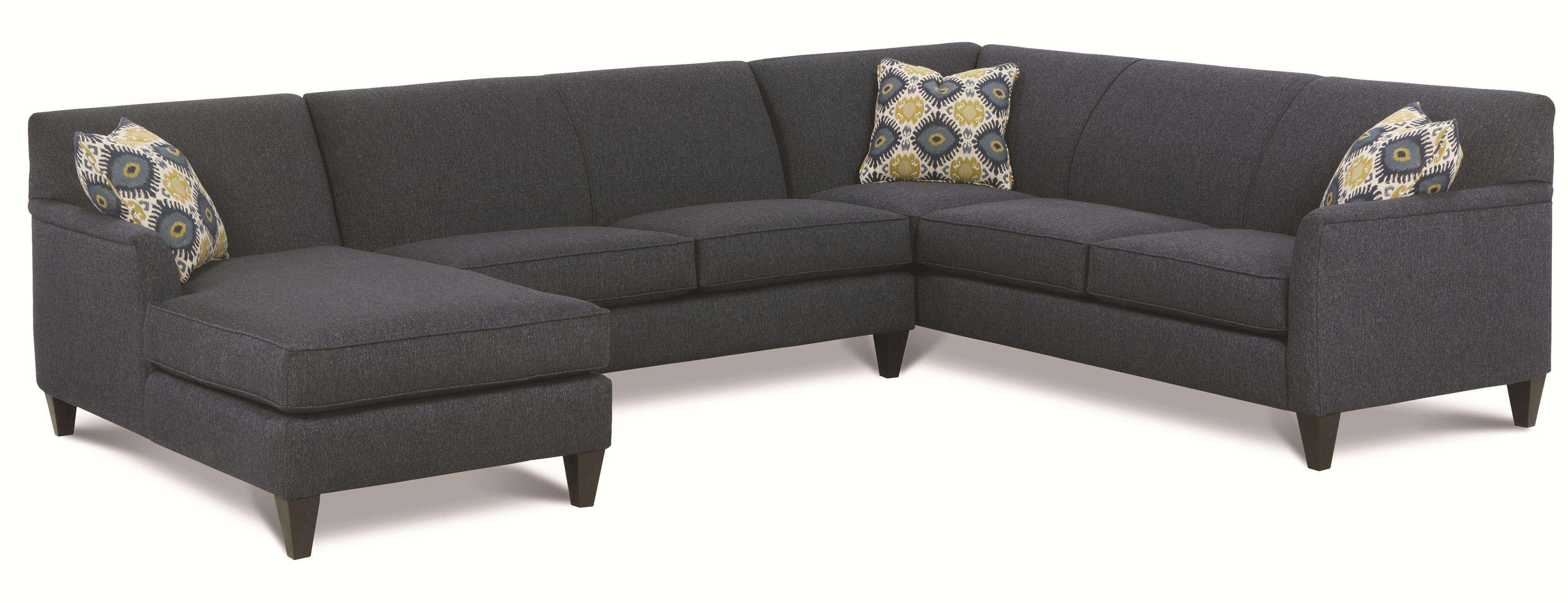 Aquarius Dark Grey 2 Piece Sectionals With Raf Chaise Inside Well Known Simple 25 2 Piece Sectionals With Chaise Awesome (View 12 of 20)