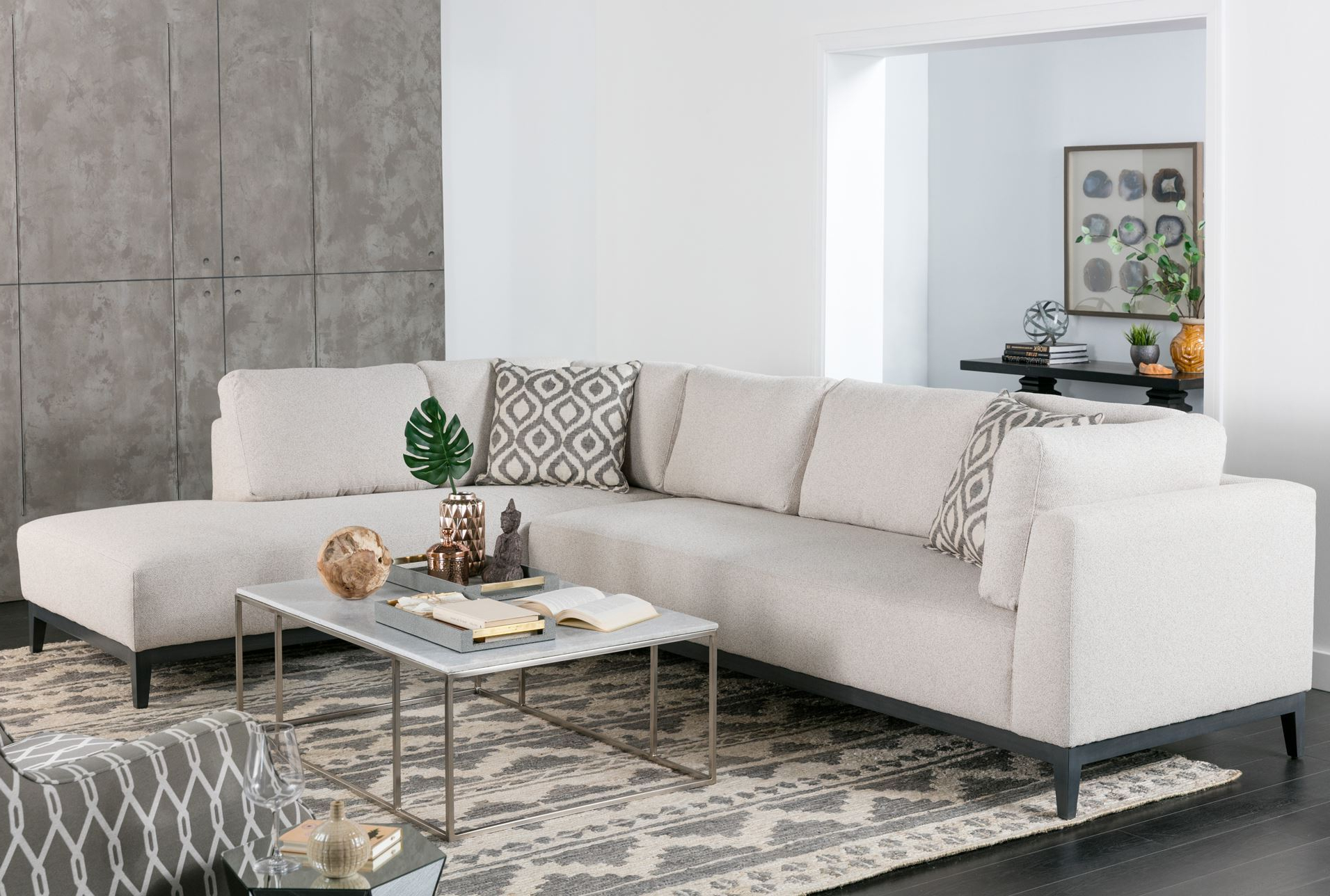 Aspen 2 Piece Sectionals With Laf Chaise With Regard To 2018 Collection Of Solutions Sectional Sofa With 2 Chaises On Aspen  (View 8 of 20)
