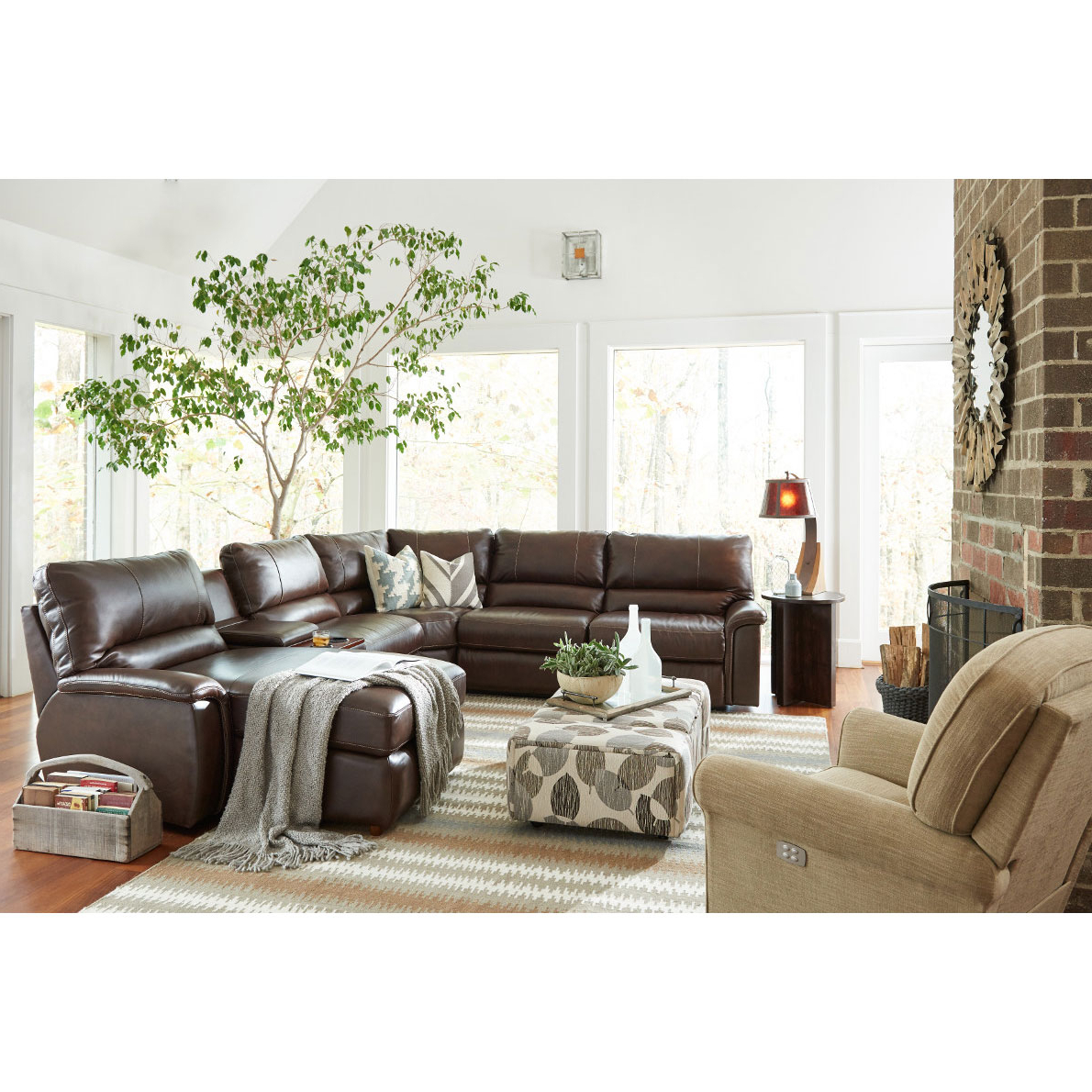 Aspen 2 Piece Sectionals With Raf Chaise Inside Trendy Aspen Sectional (View 4 of 20)