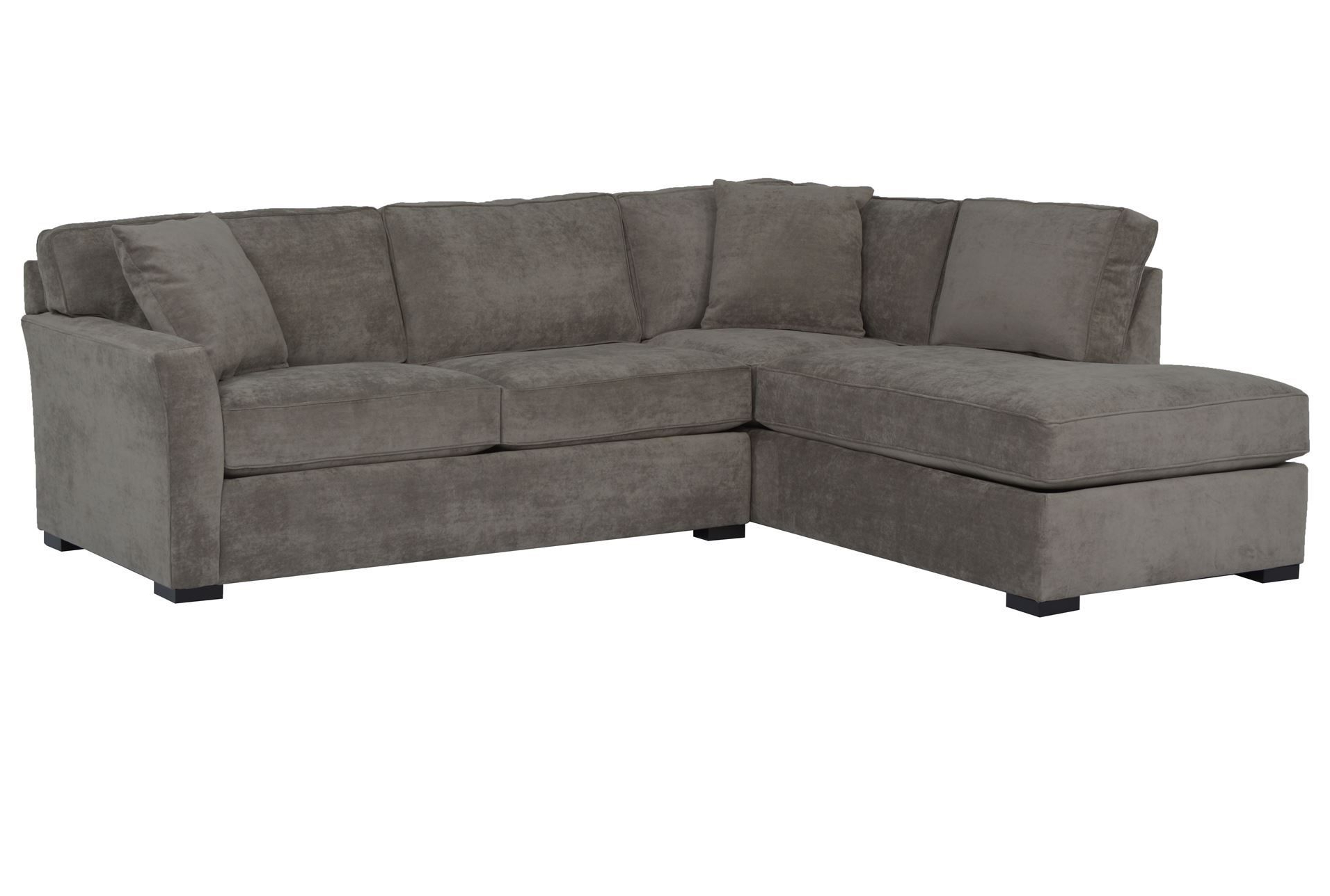 Aspen 2 Piece Sectionals With Raf Chaise Pertaining To Recent Aspen 2 Piece Sleeper Sectional W/laf Chaise (Gallery 10 of 20)