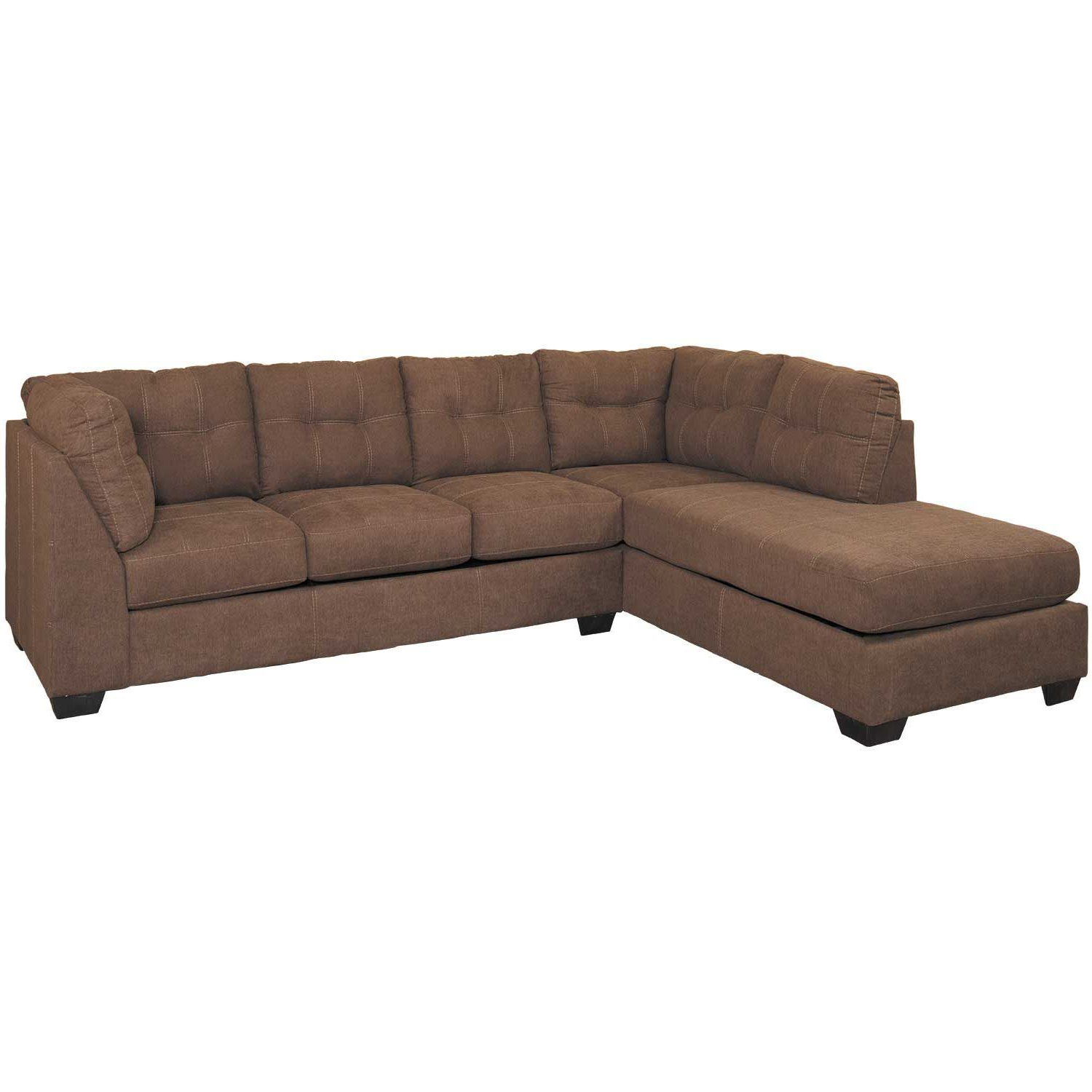 Baci Living Room Intended For Lucy Grey 2 Piece Sectionals With Laf Chaise (View 11 of 20)