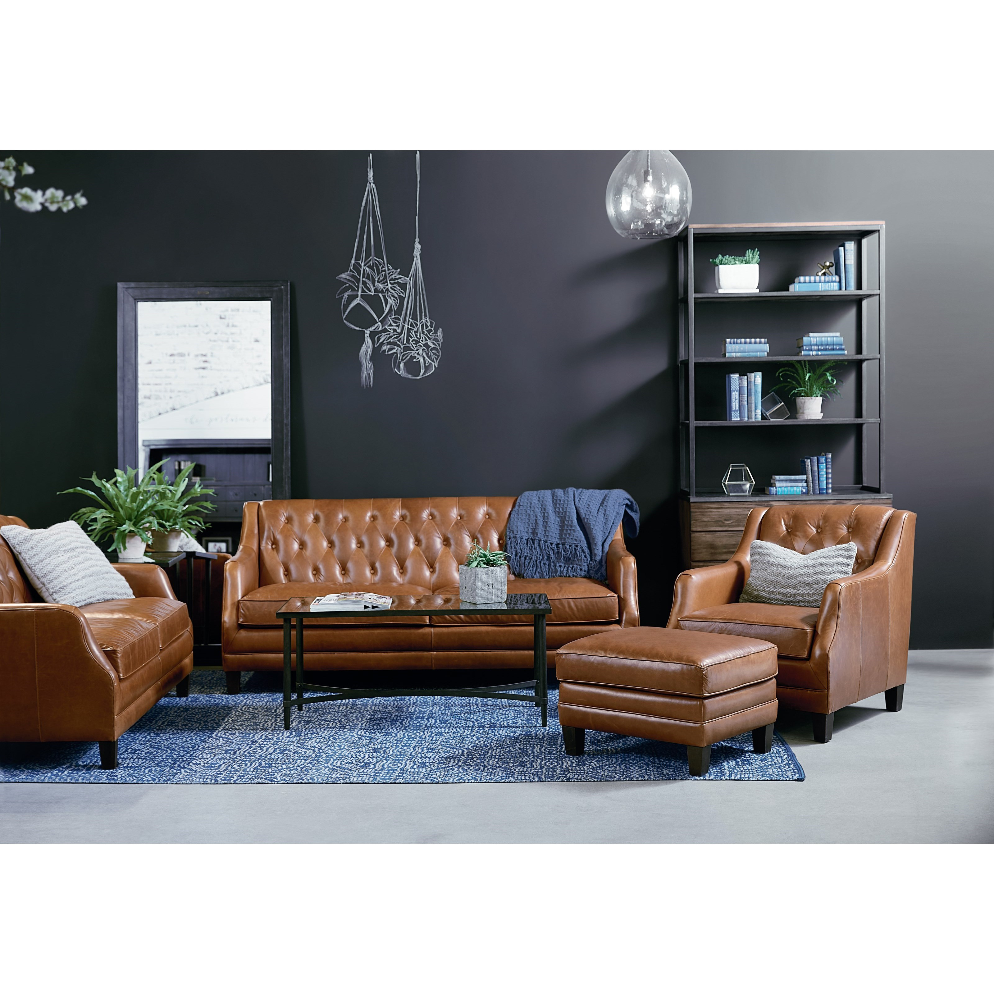 Baci Living Room Regarding Magnolia Home Homestead 4 Piece Sectionals By Joanna Gaines (View 17 of 20)