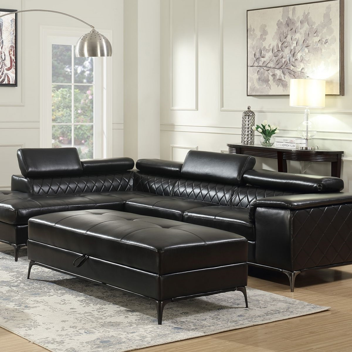 Badcock & More Throughout Cosmos Grey 2 Piece Sectionals With Raf Chaise (View 4 of 20)