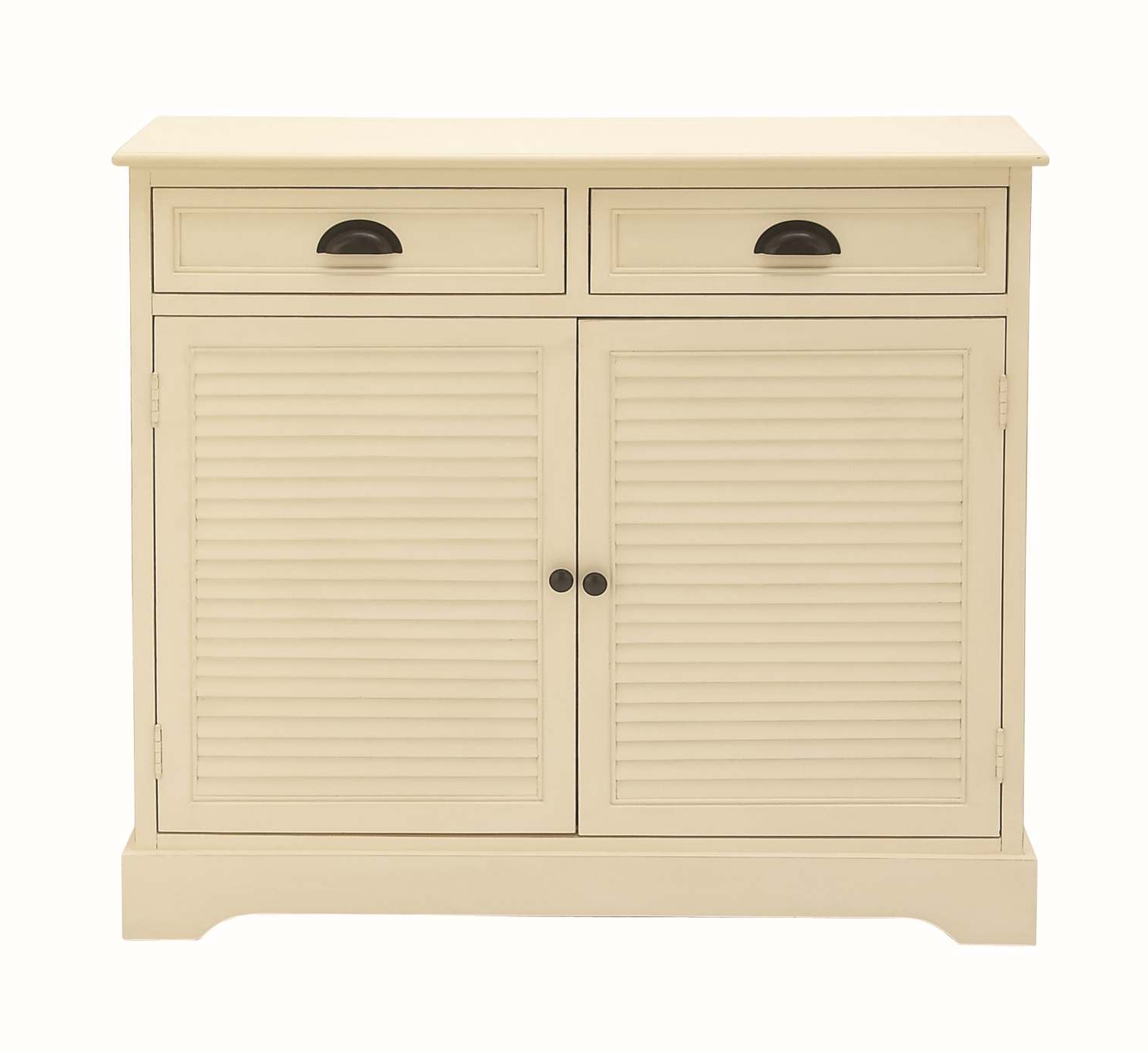 Bale Rustic Grey Sideboards For Well Known Uma Enterprises 96373 40 X 36 Inch Wood White Cabinet At Sutherlands (View 18 of 20)