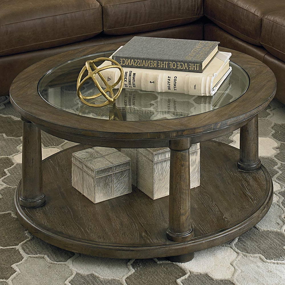 Bassett Home Furnishings Pertaining To Well Known Shelter Cocktail Tables (View 12 of 20)