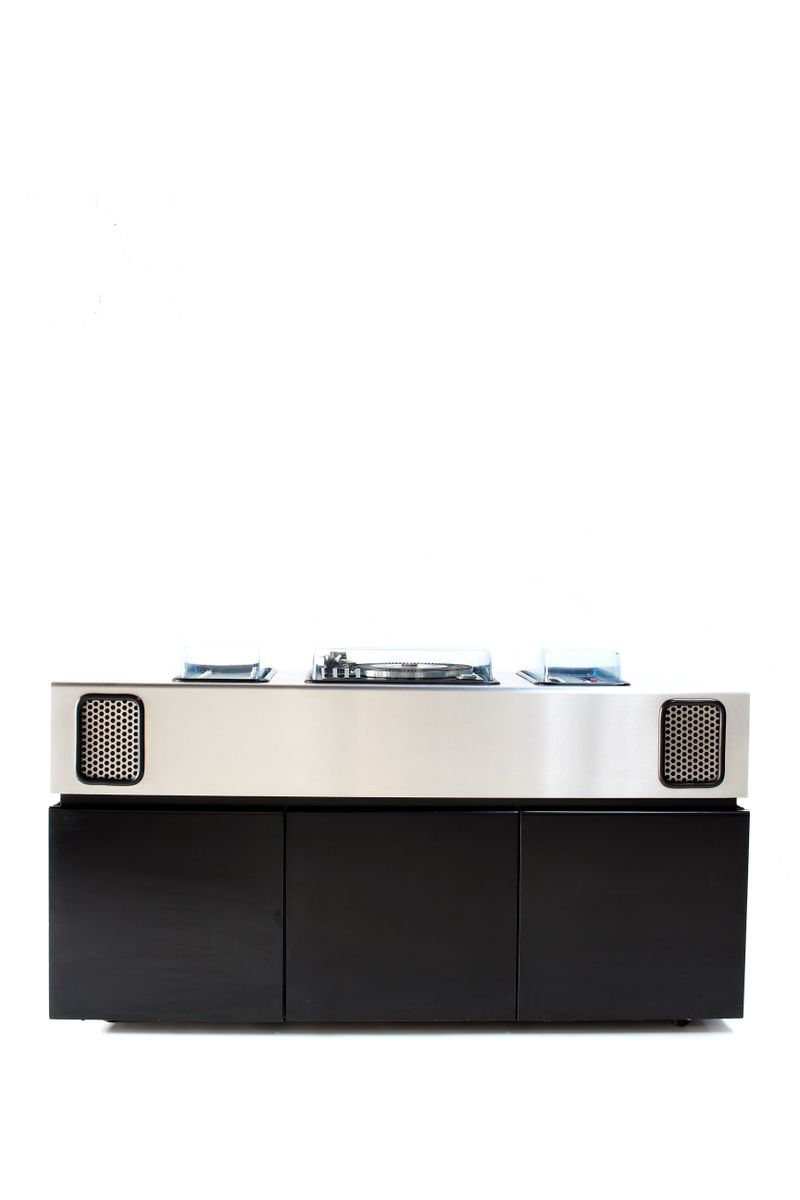 Batman Music Sideboard With Refrigerated Baradalberto Dal Lago Within Popular Rossi Large Sideboards (View 2 of 20)
