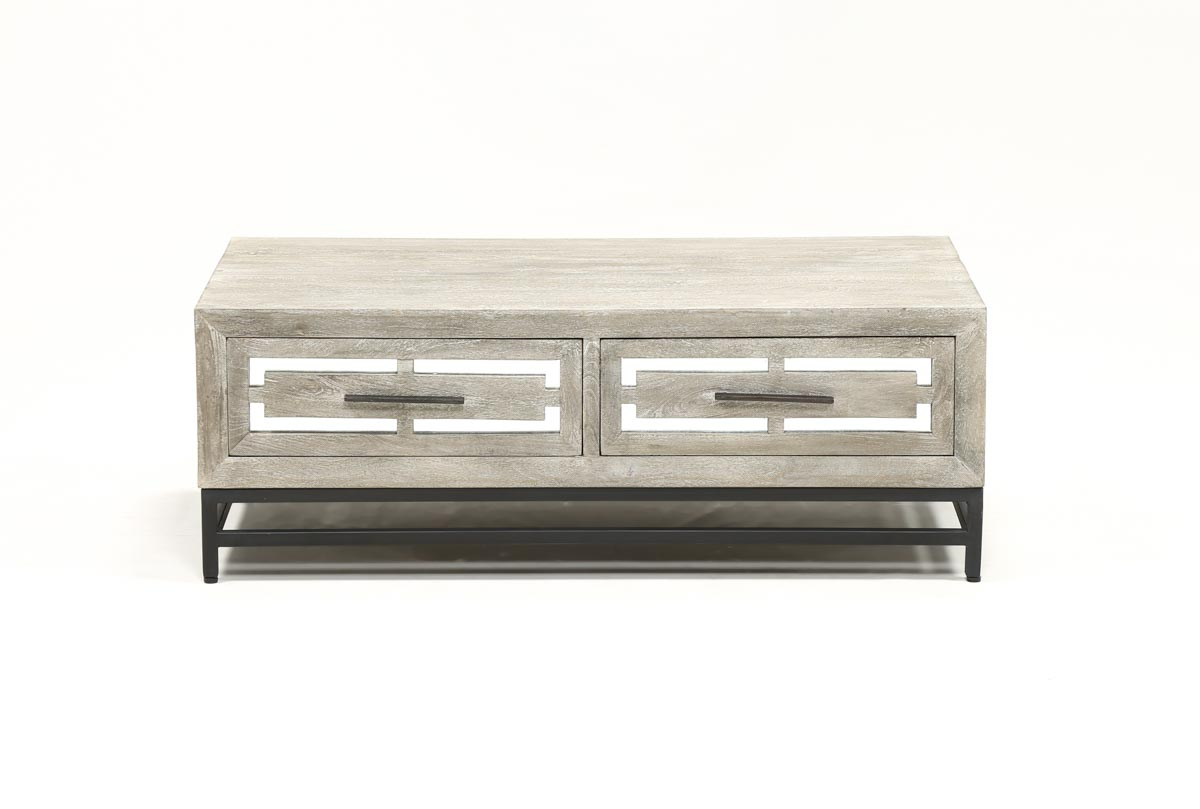 Baybrin Cocktail Table (Gallery 1 of 20)