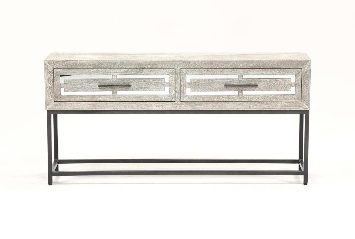 Baybrin Sofa Table (Gallery 5 of 20)