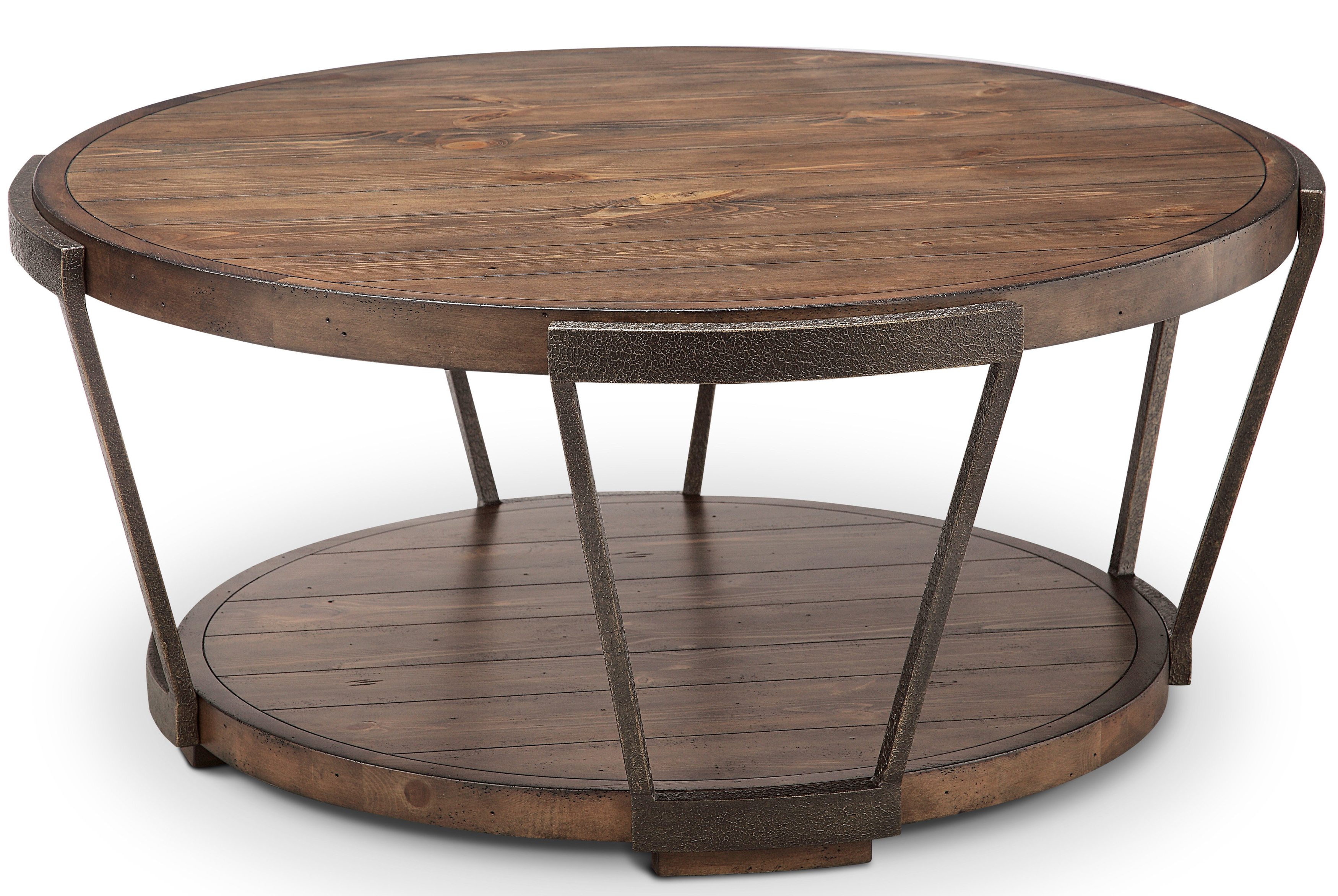 Best And Newest Aged Iron Cube Tables Pertaining To Foundry Select Bruno Coffee Table & Reviews (View 5 of 20)