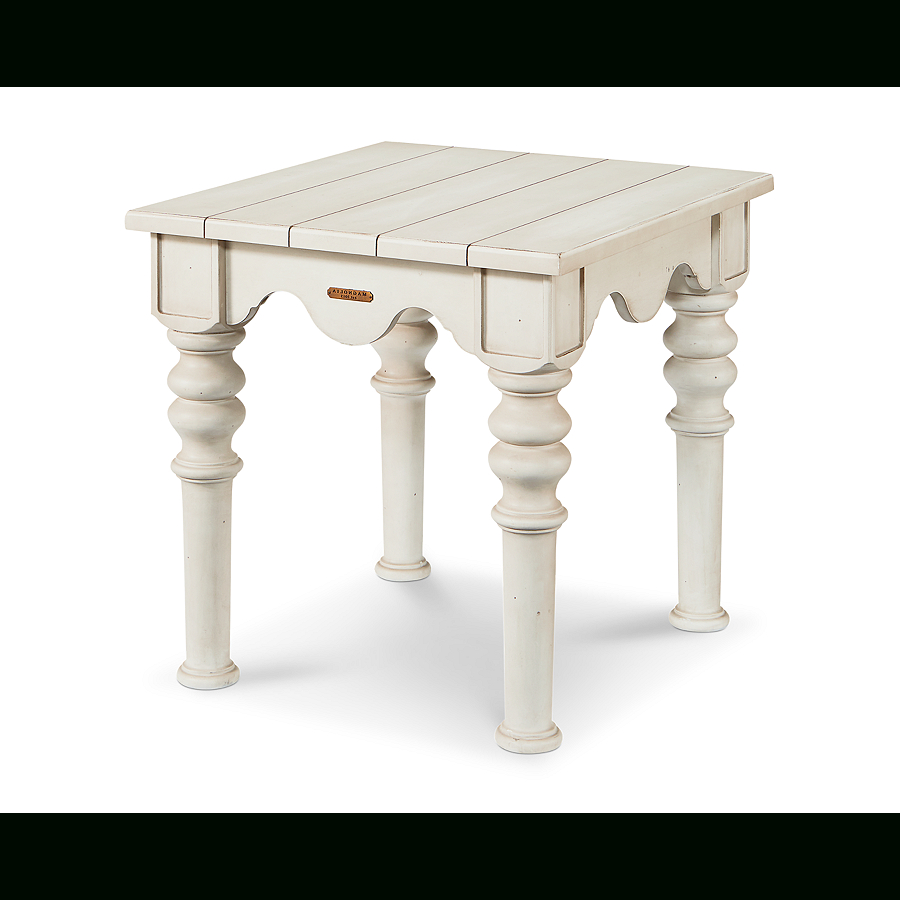 Best And Newest Magnolia Home Scallop Chairside End Table (View 14 of 20)
