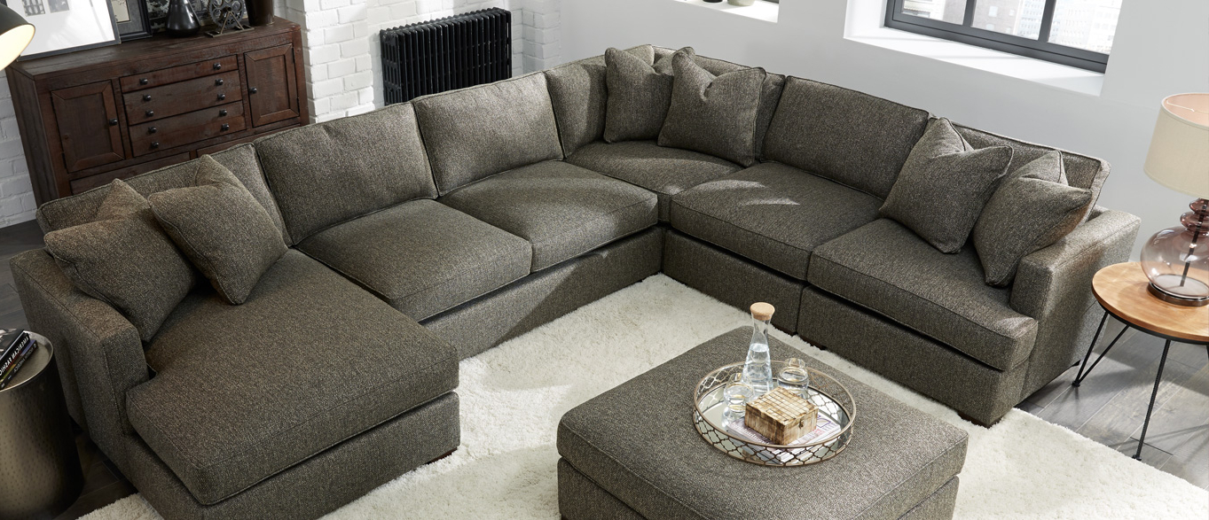 Best And Newest Max Home Throughout Adeline 3 Piece Sectionals (View 18 of 20)