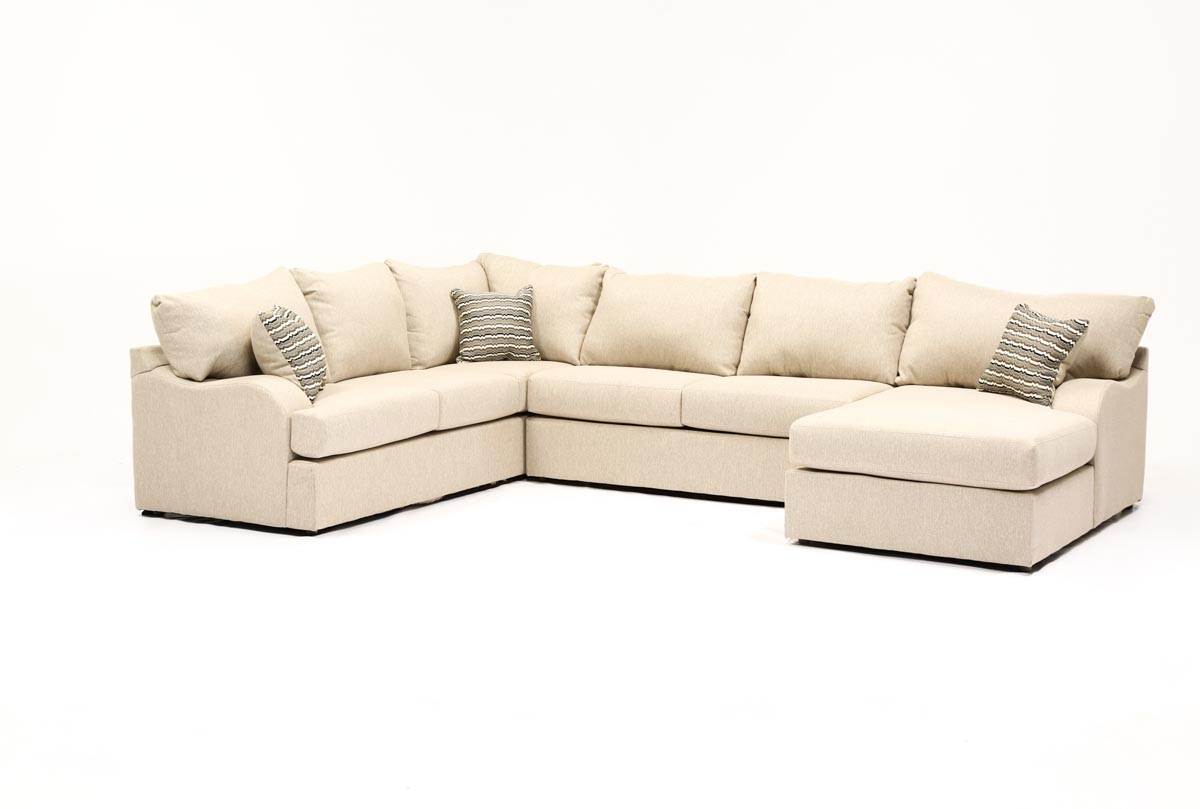Best And Newest Meyer 3 Piece Sectional W/laf Chaise (View 9 of 20)