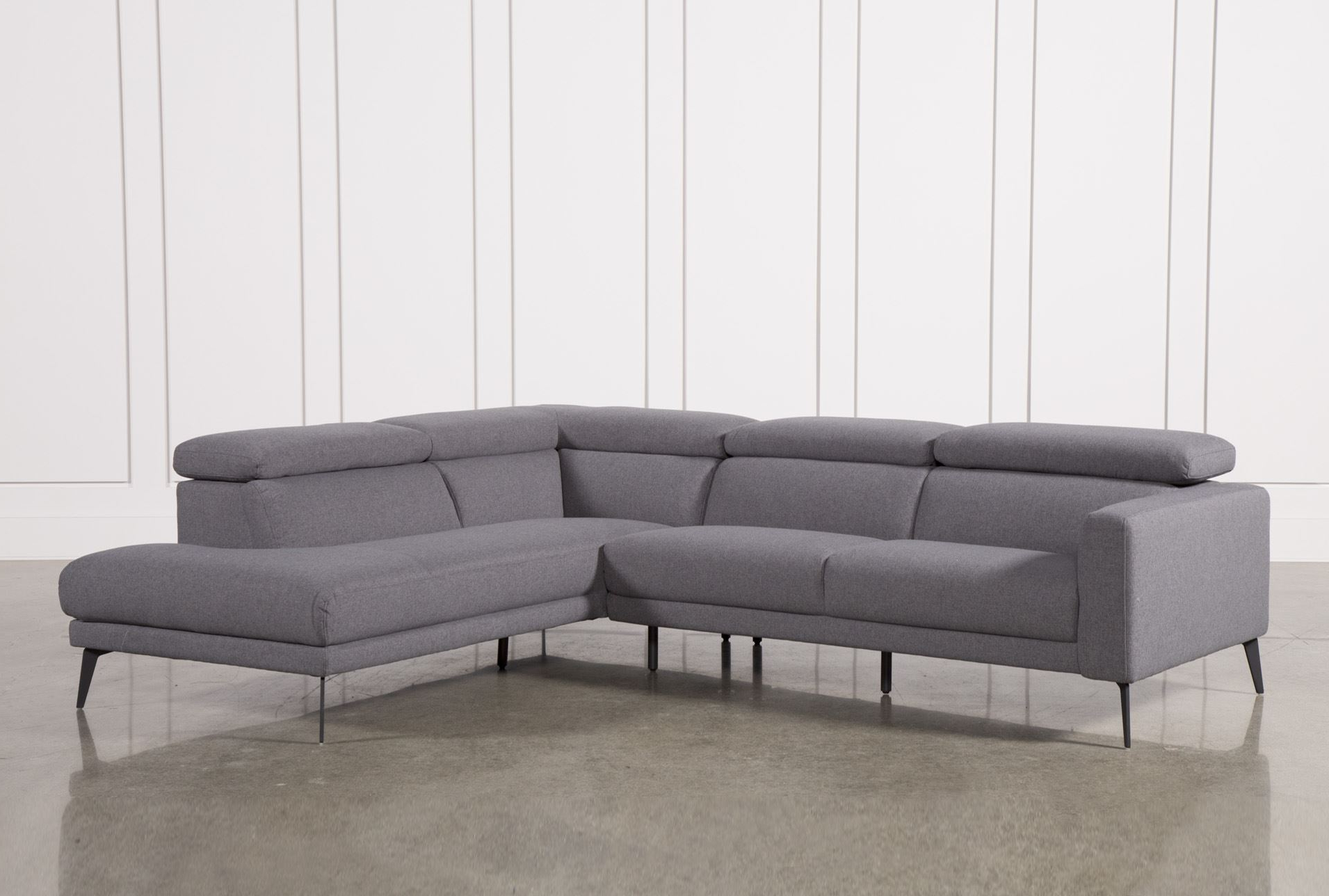 Best And Newest Norfolk Grey 3 Piece Sectionals With Laf Chaise Within Awesome Collection Of Raf Chaise On Neo Grey 2 Piece Sectional W Raf (View 3 of 20)