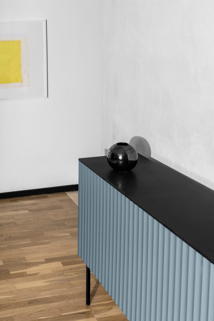 Best And Newest Note And Afteroom Hack Ikea Kitchens For Reform's Living Room Range With Regard To Corrugated Metal Sideboards (View 9 of 20)