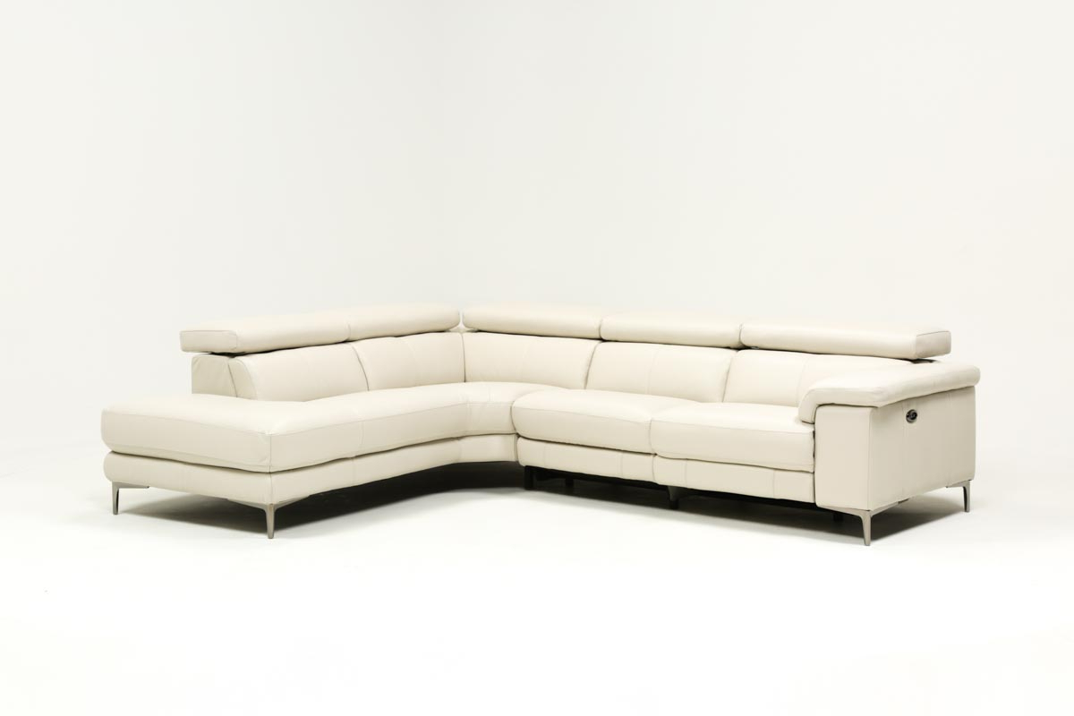 Best And Newest Tess 2 Piece Power Reclining Sectional W/raf Chaise (Gallery 2 of 20)
