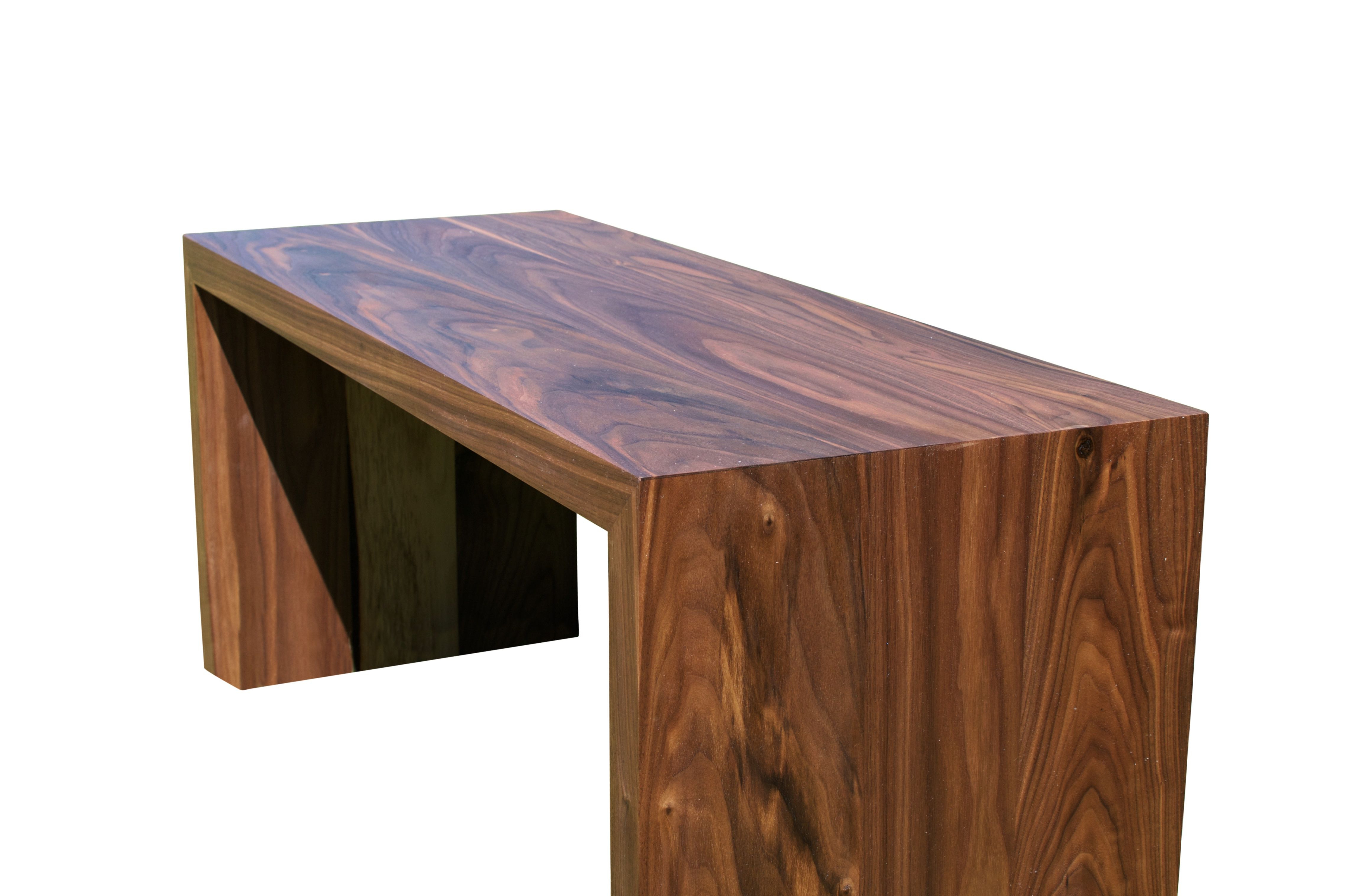 Best And Newest Waterfall Coffee Tables With Buy A Custom Walnut Waterfall Table, Made To Order From Blowing Rock (Gallery 8 of 20)